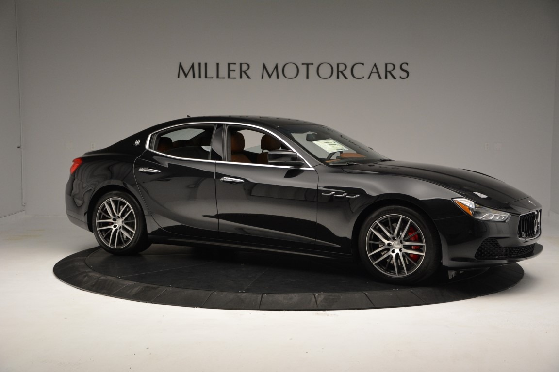 New 2017 Maserati Ghibli S Q4 For Sale In Greenwich, CT 723_p10
