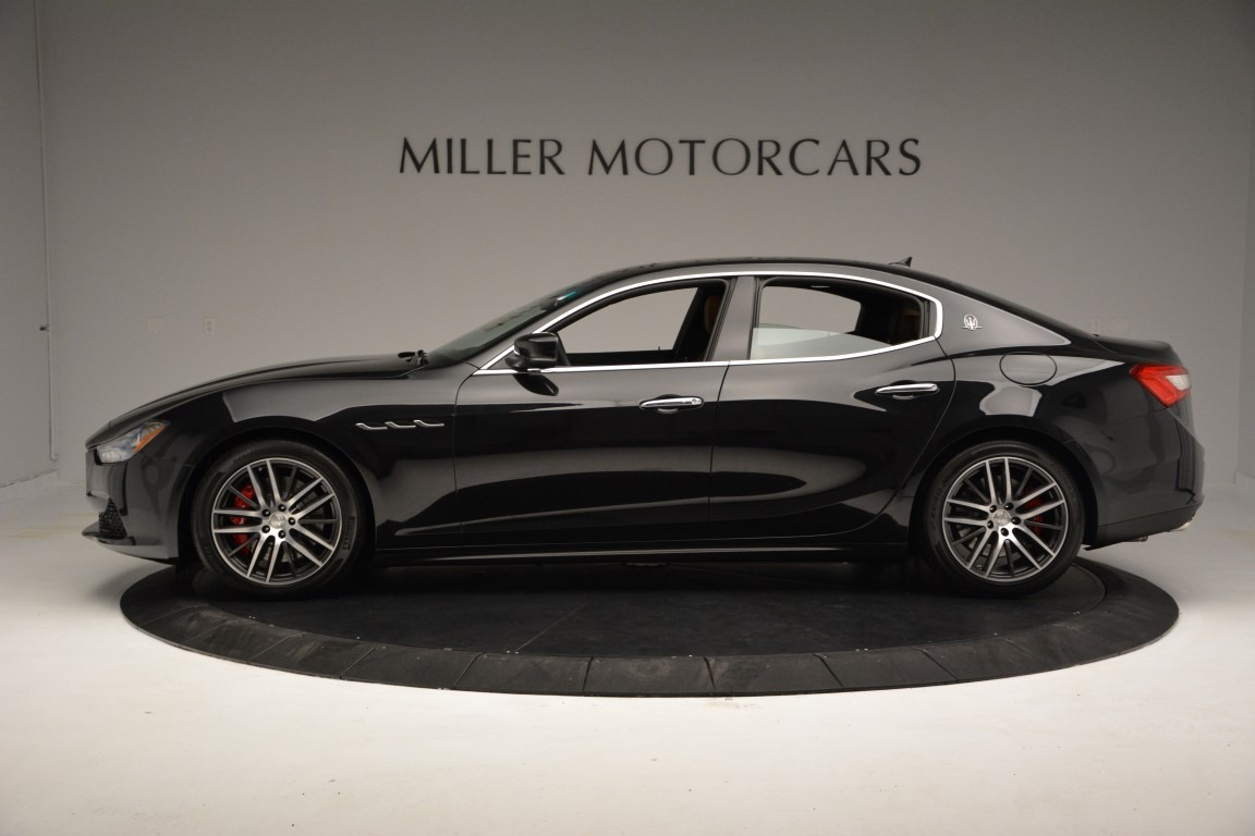 New 2017 Maserati Ghibli S Q4 For Sale In Greenwich, CT 723_p3