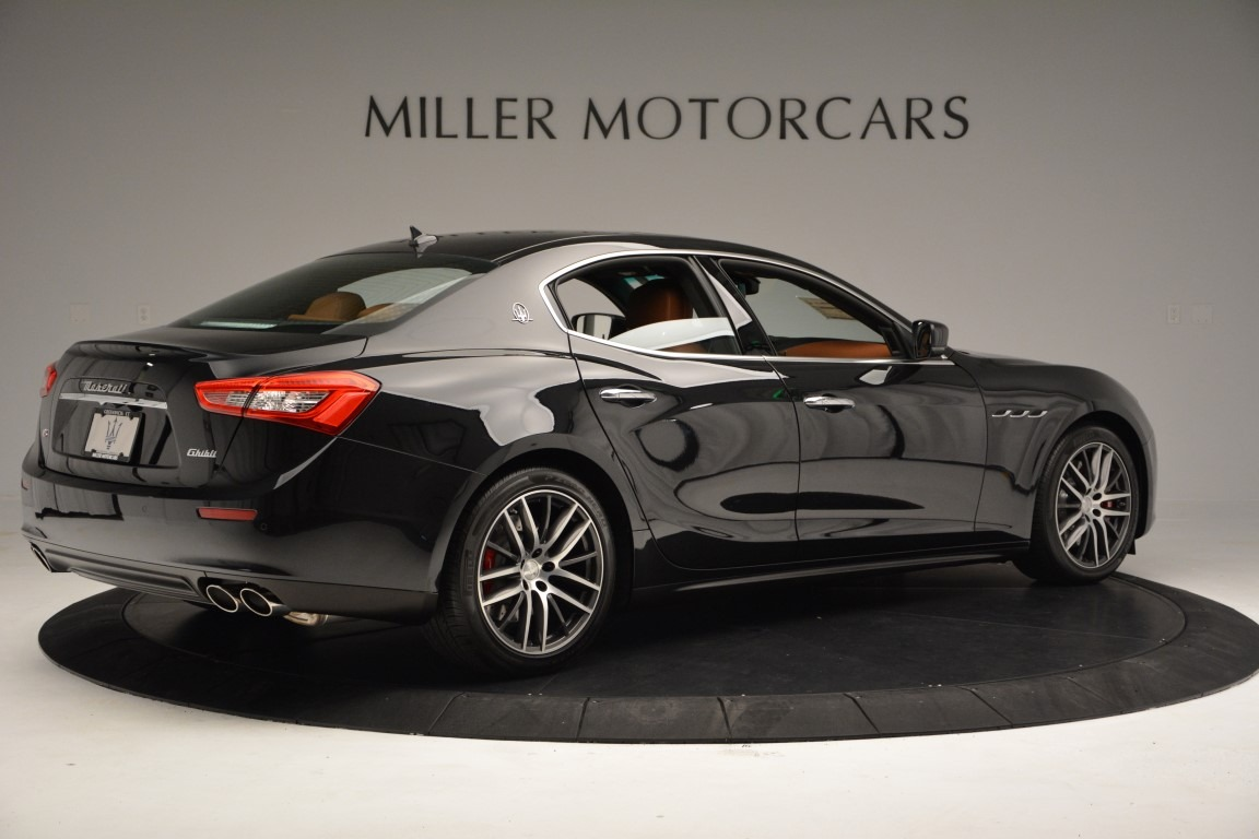 New 2017 Maserati Ghibli S Q4 For Sale In Greenwich, CT 723_p8