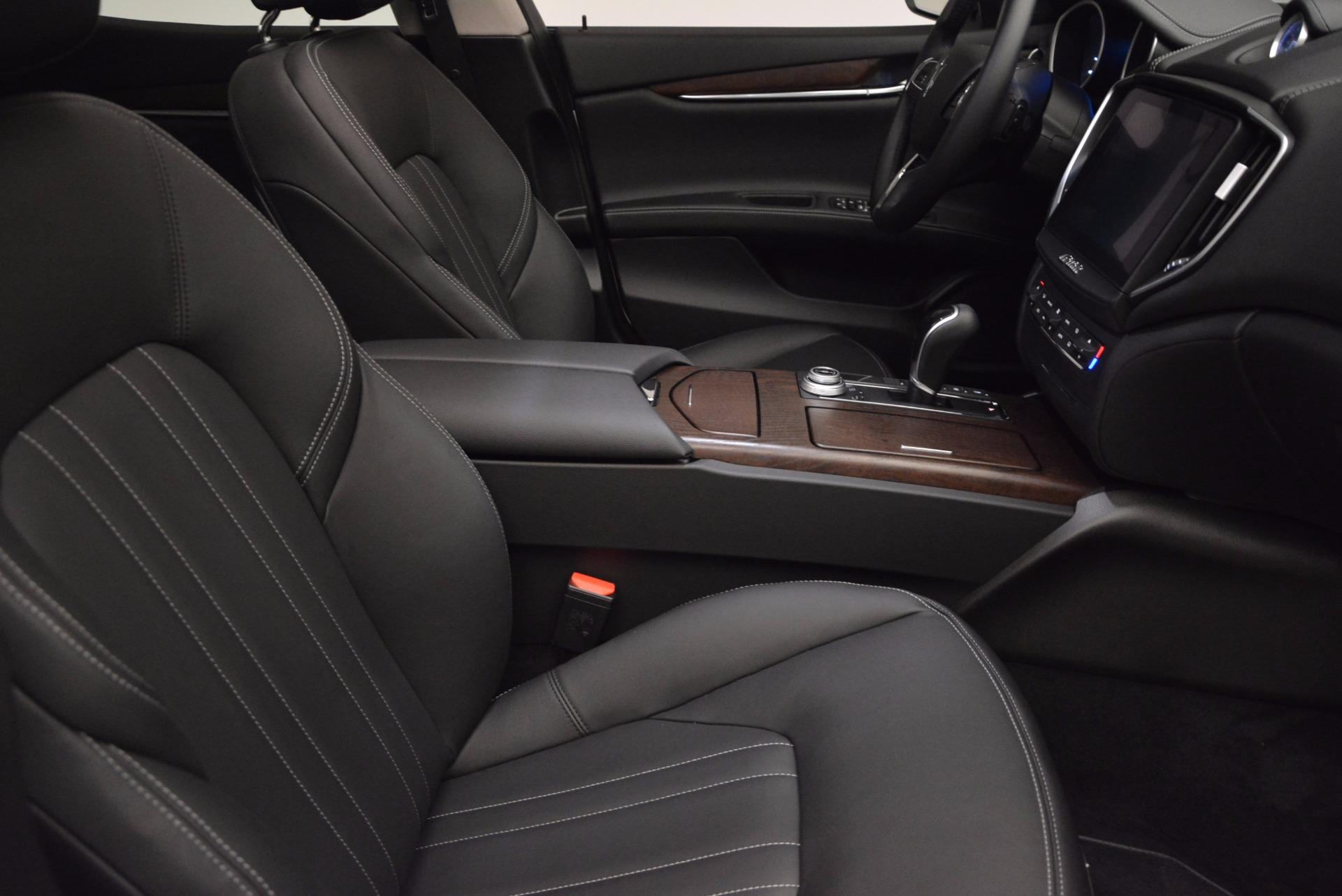 New 2017 Maserati Ghibli SQ4 For Sale In Greenwich, CT 724_p21