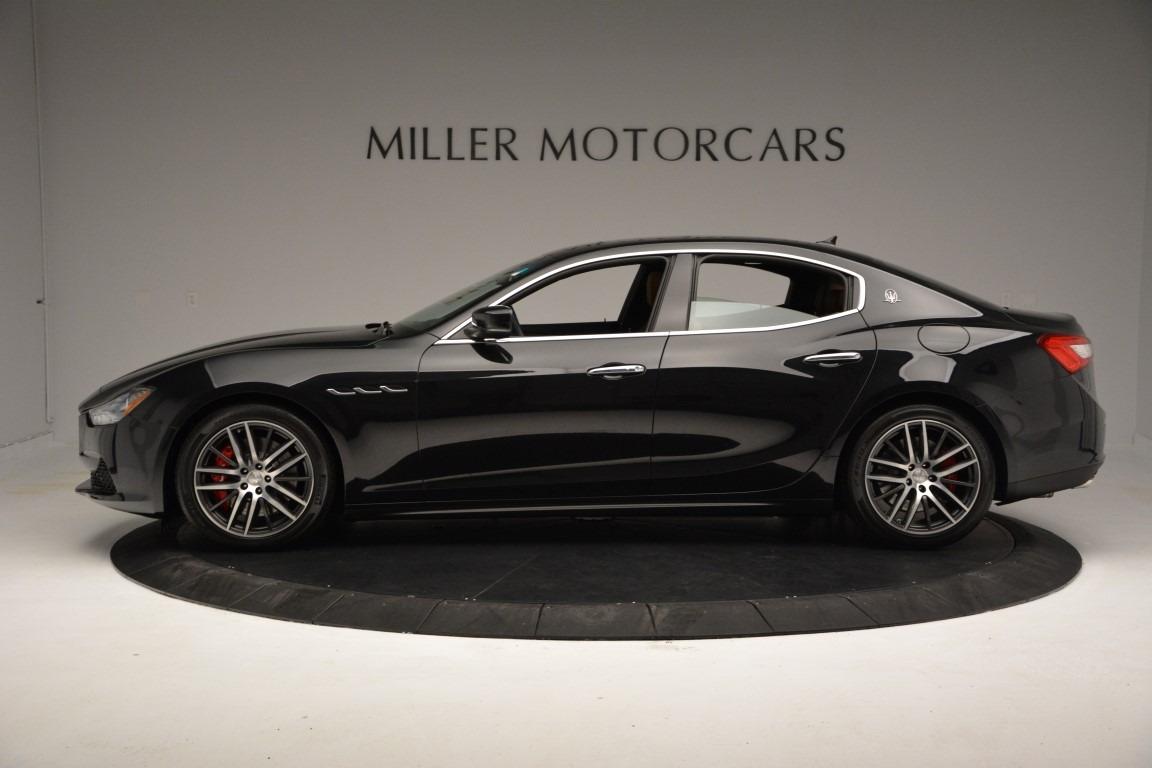 New 2017 Maserati Ghibli S Q4 For Sale In Greenwich, CT 725_p3