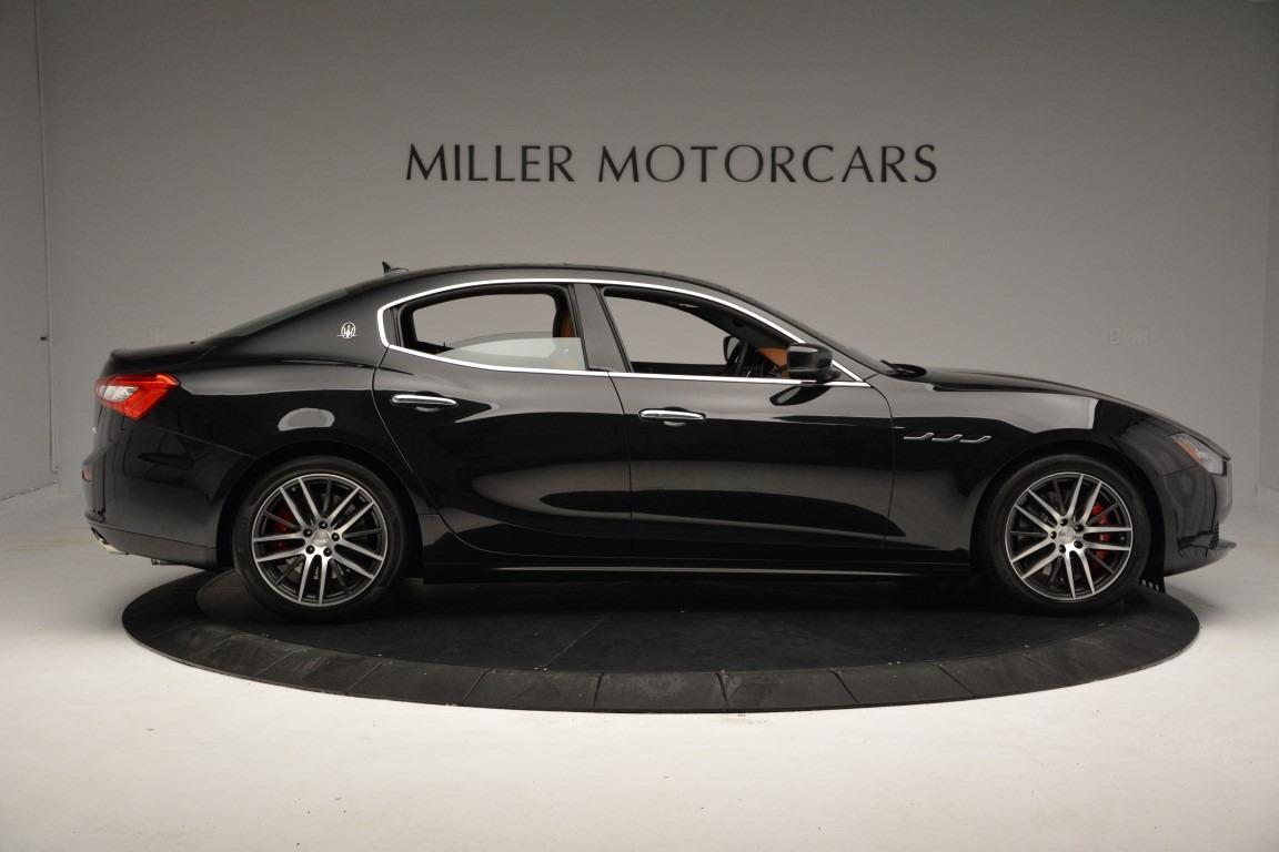 New 2017 Maserati Ghibli S Q4 For Sale In Greenwich, CT 727_p9
