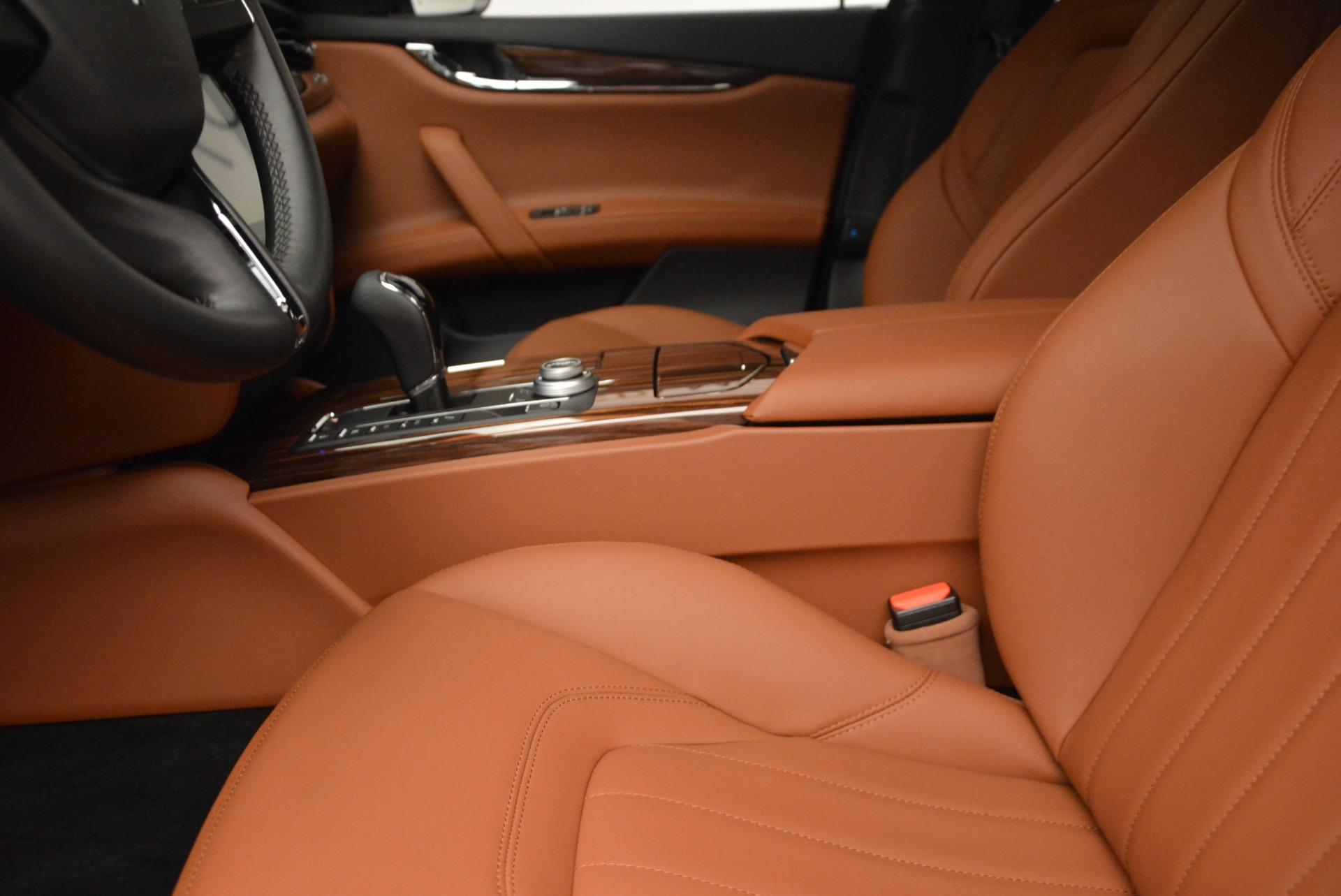 New 2017 Maserati Quattroporte S Q4 GranLusso For Sale In Greenwich, CT 728_p14