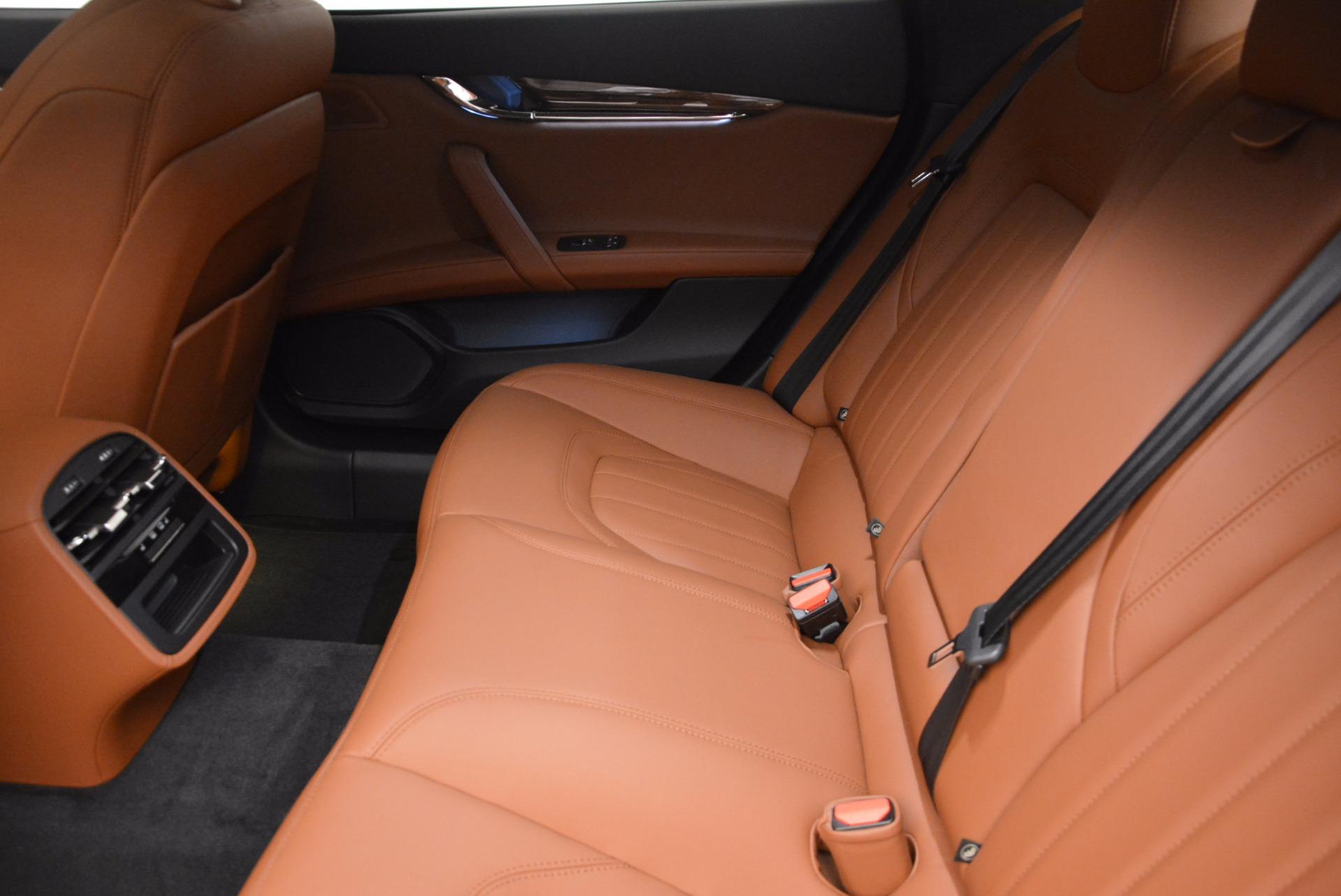 New 2017 Maserati Quattroporte S Q4 GranLusso For Sale In Greenwich, CT 728_p17