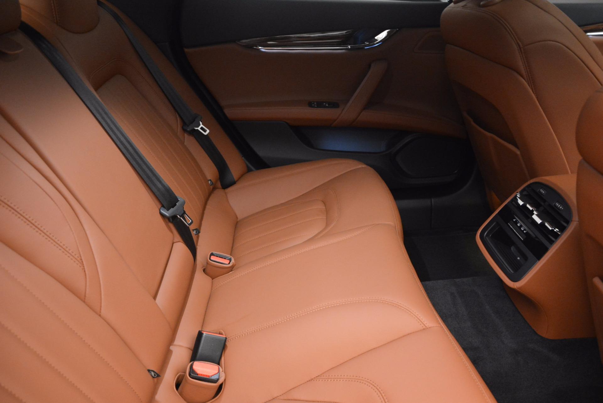 New 2017 Maserati Quattroporte S Q4 GranLusso For Sale In Greenwich, CT 728_p23