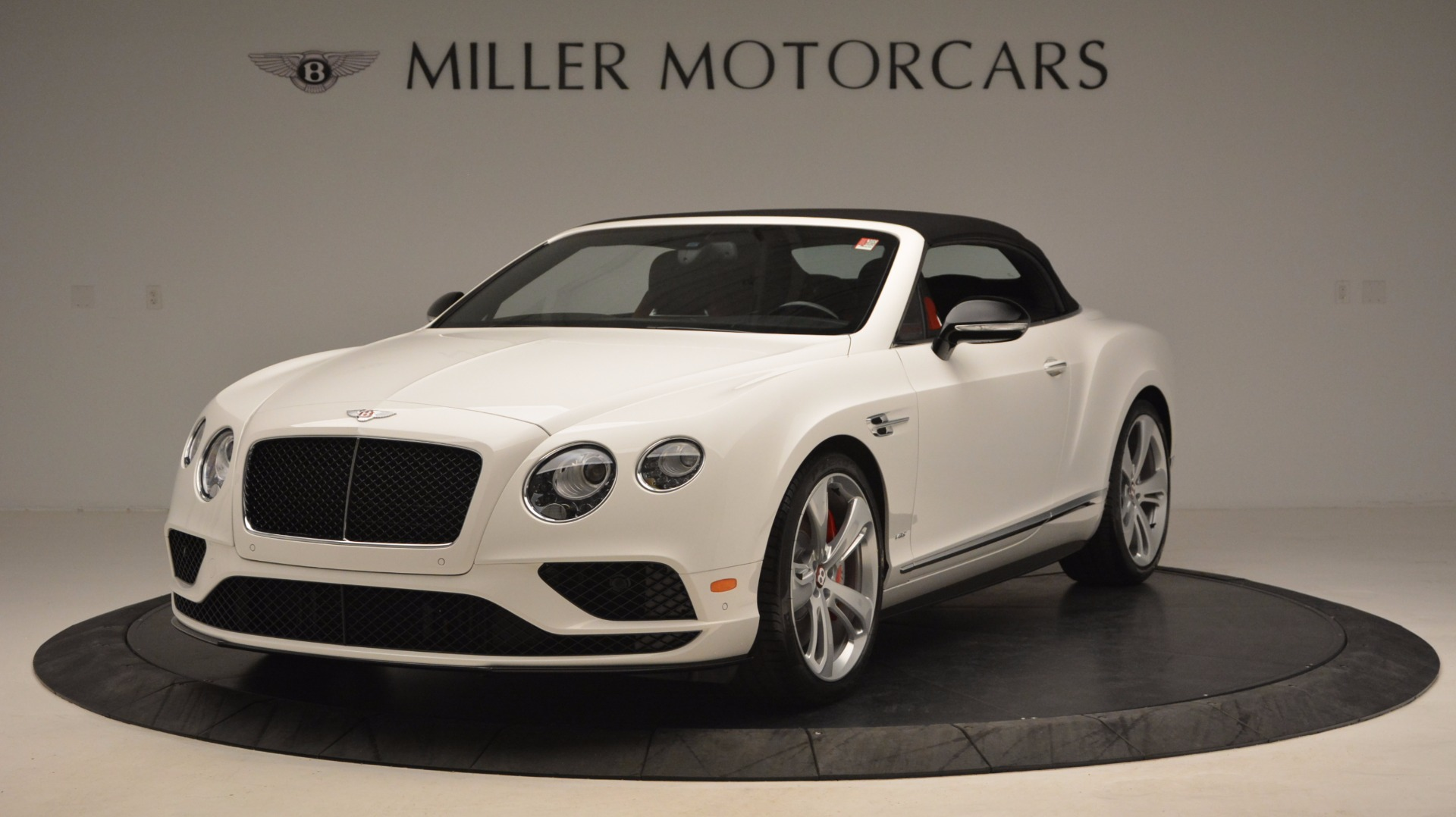 New 2017 Bentley Continental GT V8 S For Sale In Greenwich, CT 730_p14