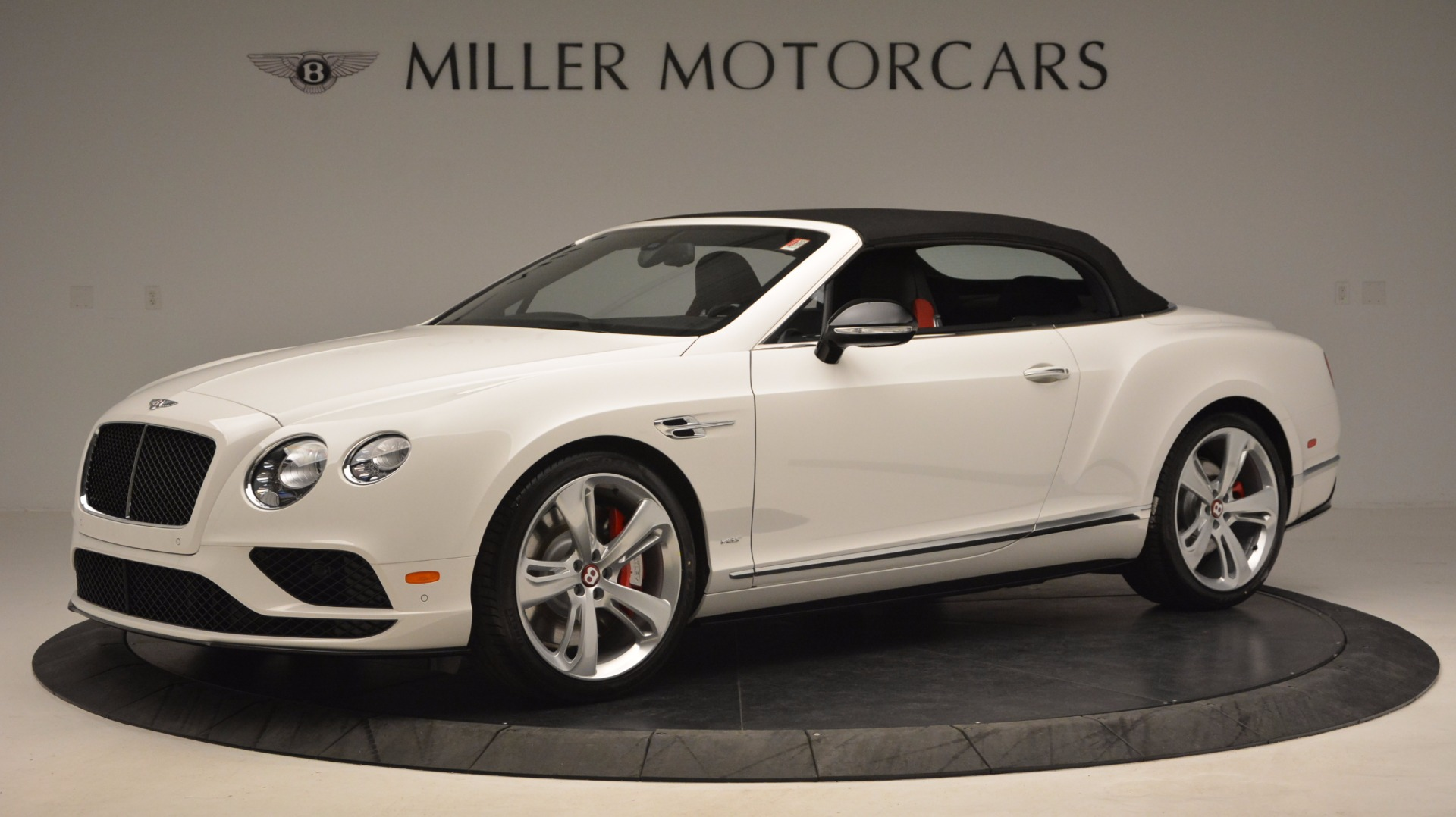 New 2017 Bentley Continental GT V8 S For Sale In Greenwich, CT 730_p15