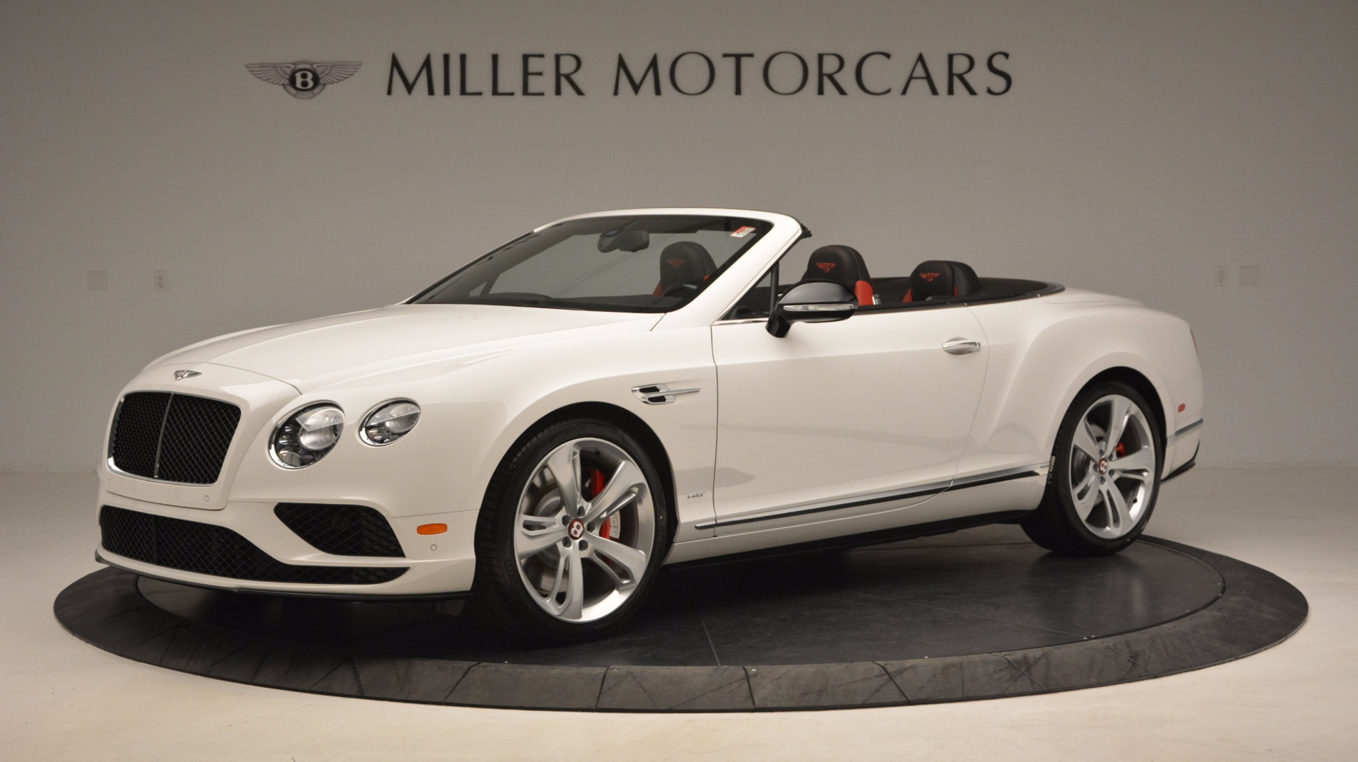 New 2017 Bentley Continental GT V8 S For Sale In Greenwich, CT 730_p2