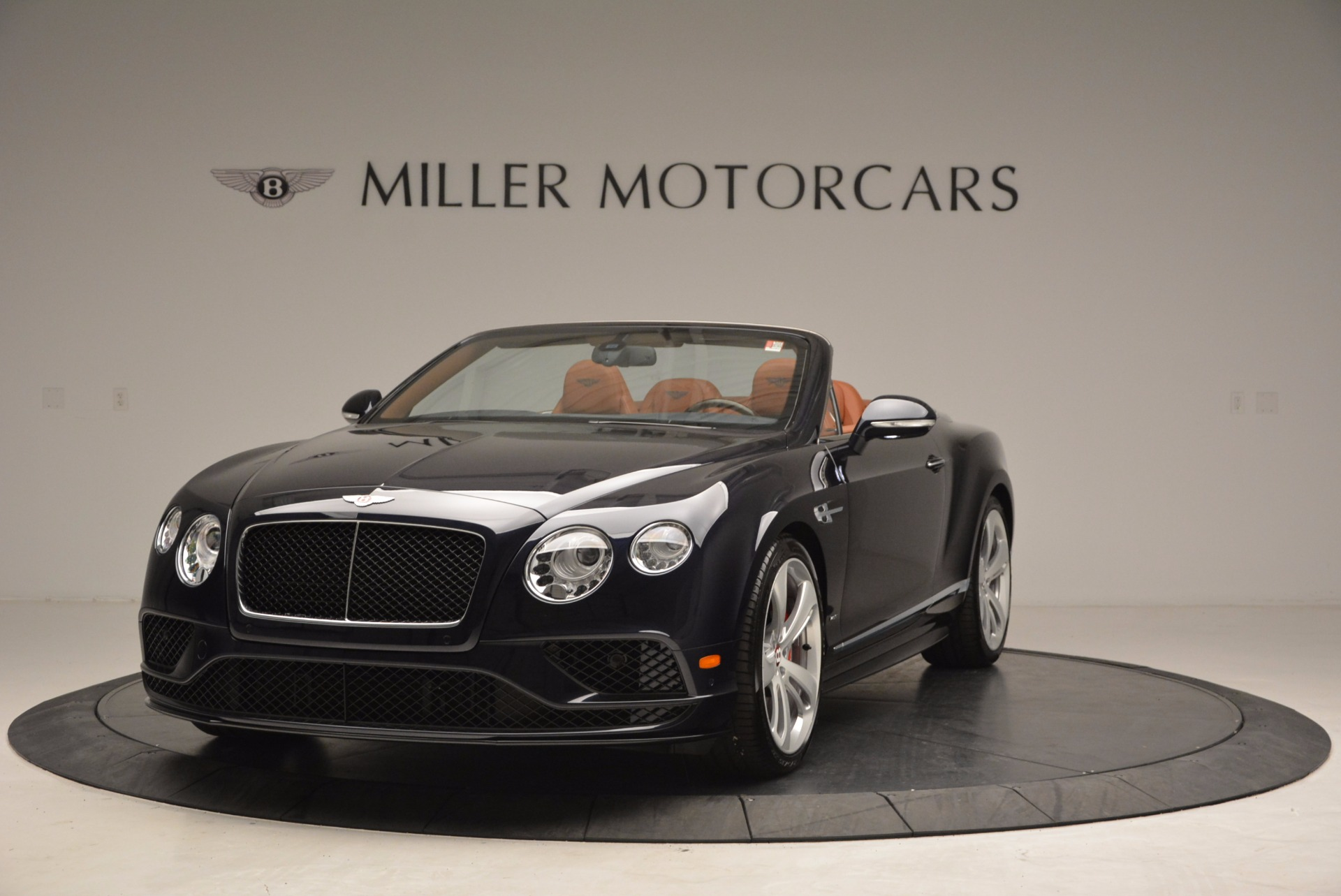 New 2017 Bentley Continental GT V8 S For Sale In Greenwich, CT 731_main