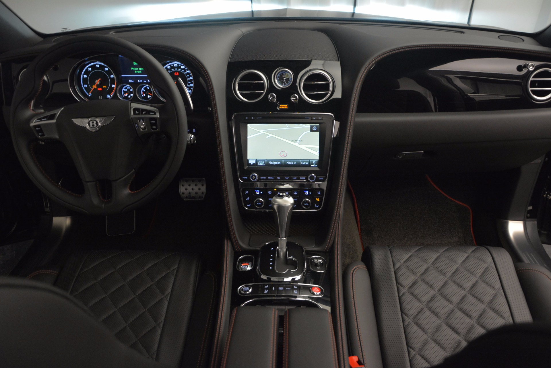 Used 2017 Bentley Flying Spur V8 S For Sale In Greenwich, CT 732_p27