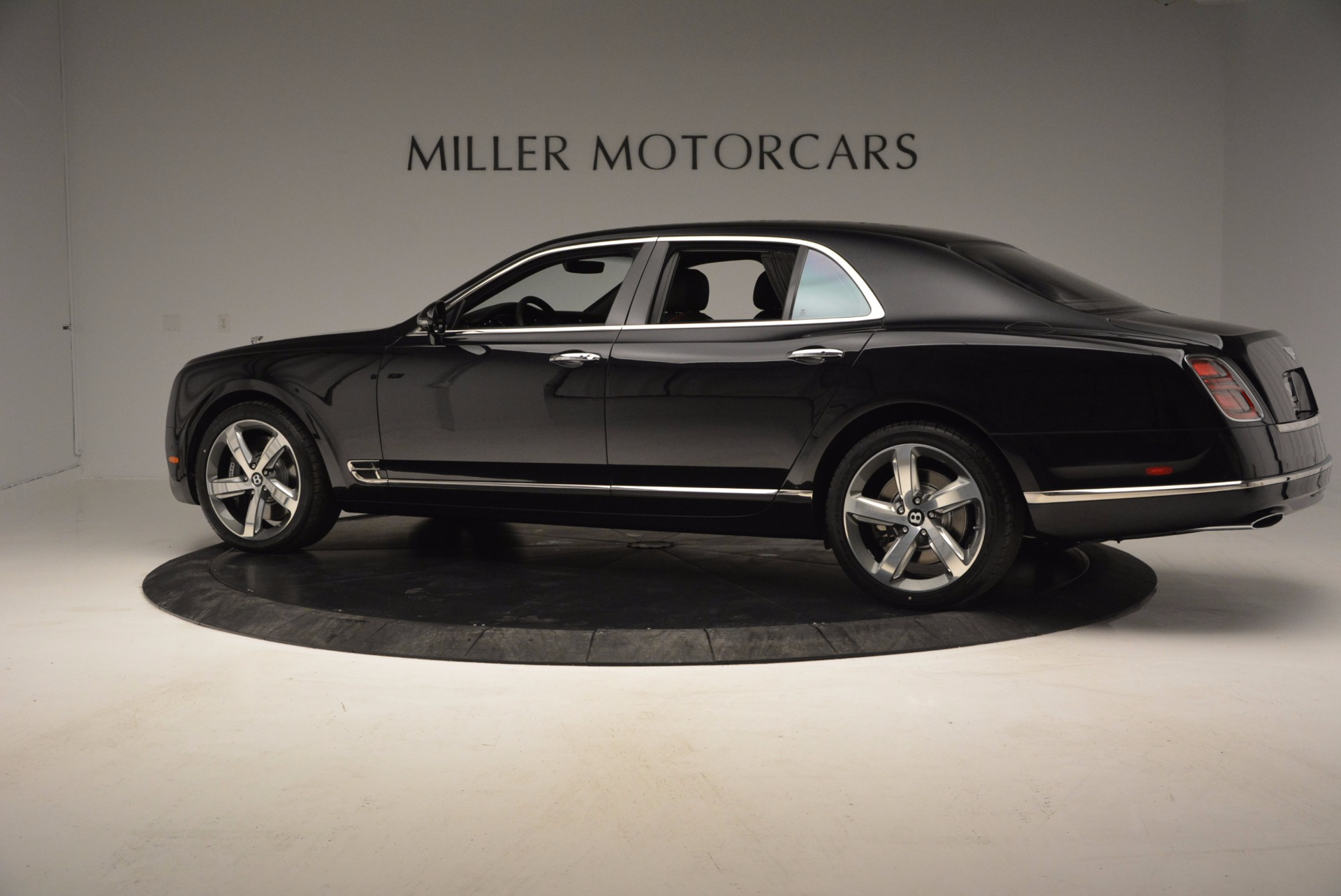 Used 2017 Bentley Mulsanne Speed For Sale In Greenwich, CT 733_p4