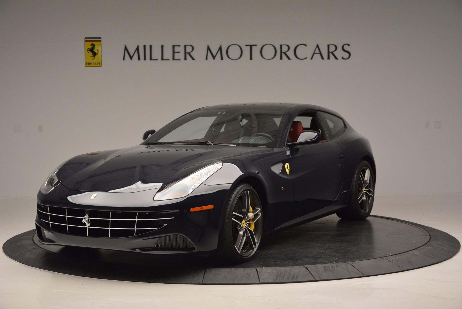 Used 2015 Ferrari FF  For Sale In Greenwich, CT 735_main