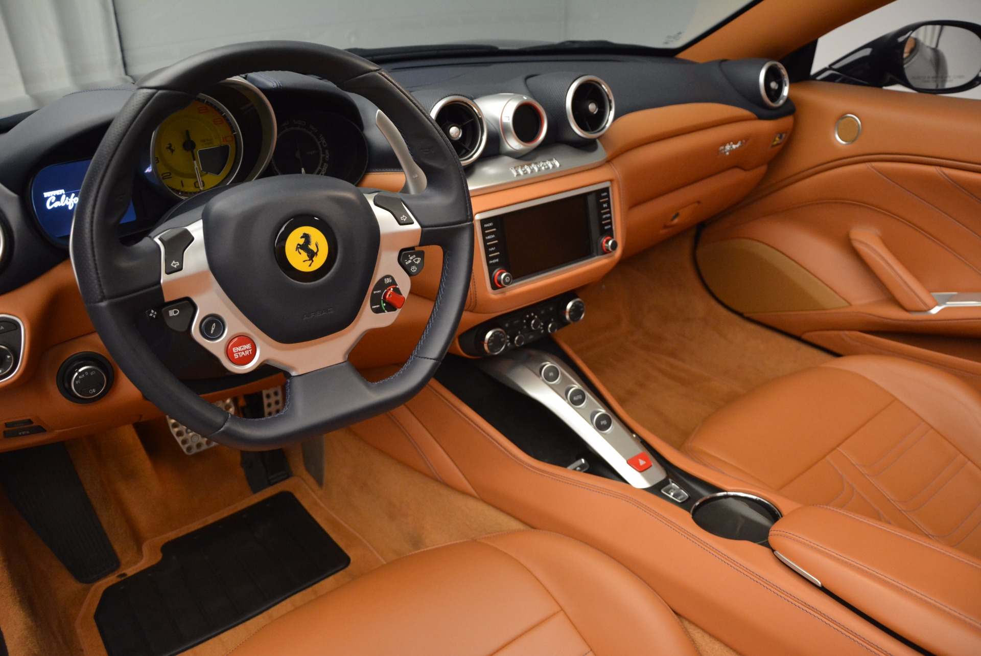 Used 2015 Ferrari California T  For Sale In Greenwich, CT 737_p25