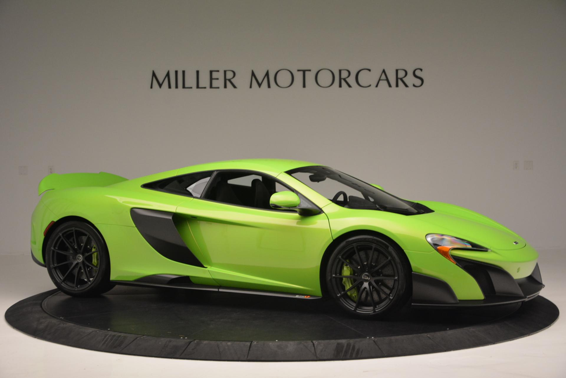 Used 2016 McLaren 675LT  For Sale In Greenwich, CT 74_p10