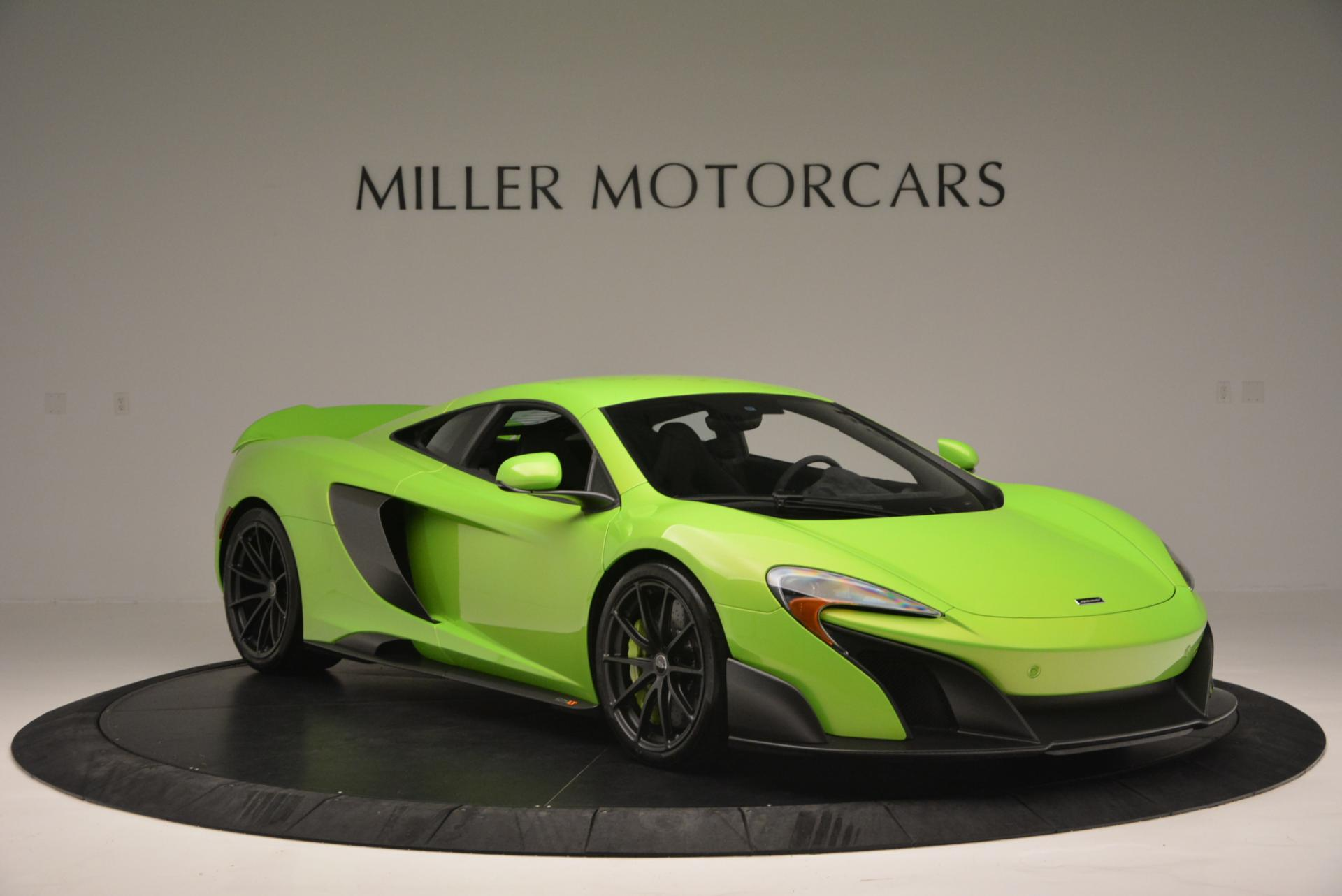 Used 2016 McLaren 675LT  For Sale In Greenwich, CT 74_p11