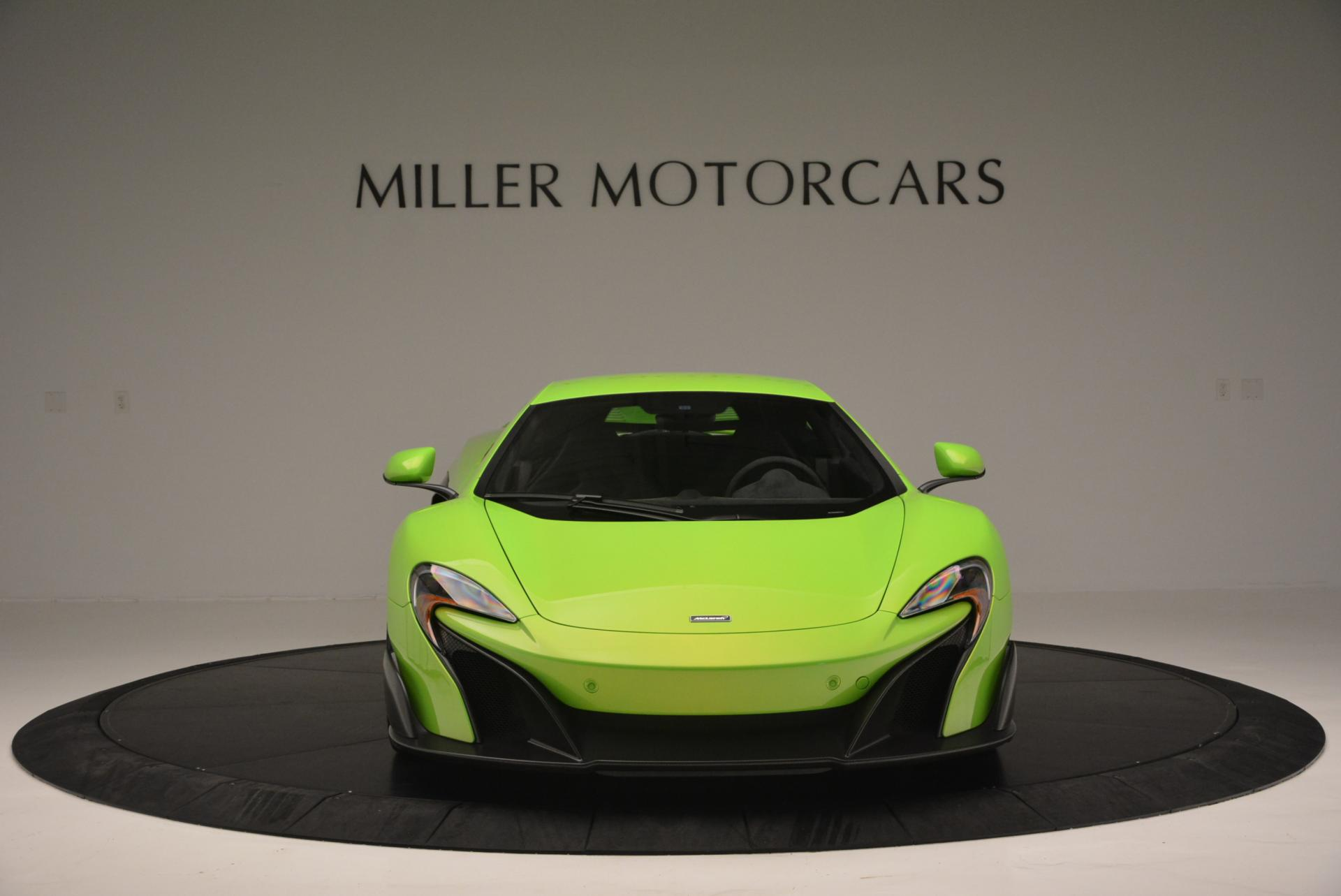 Used 2016 McLaren 675LT  For Sale In Greenwich, CT 74_p12