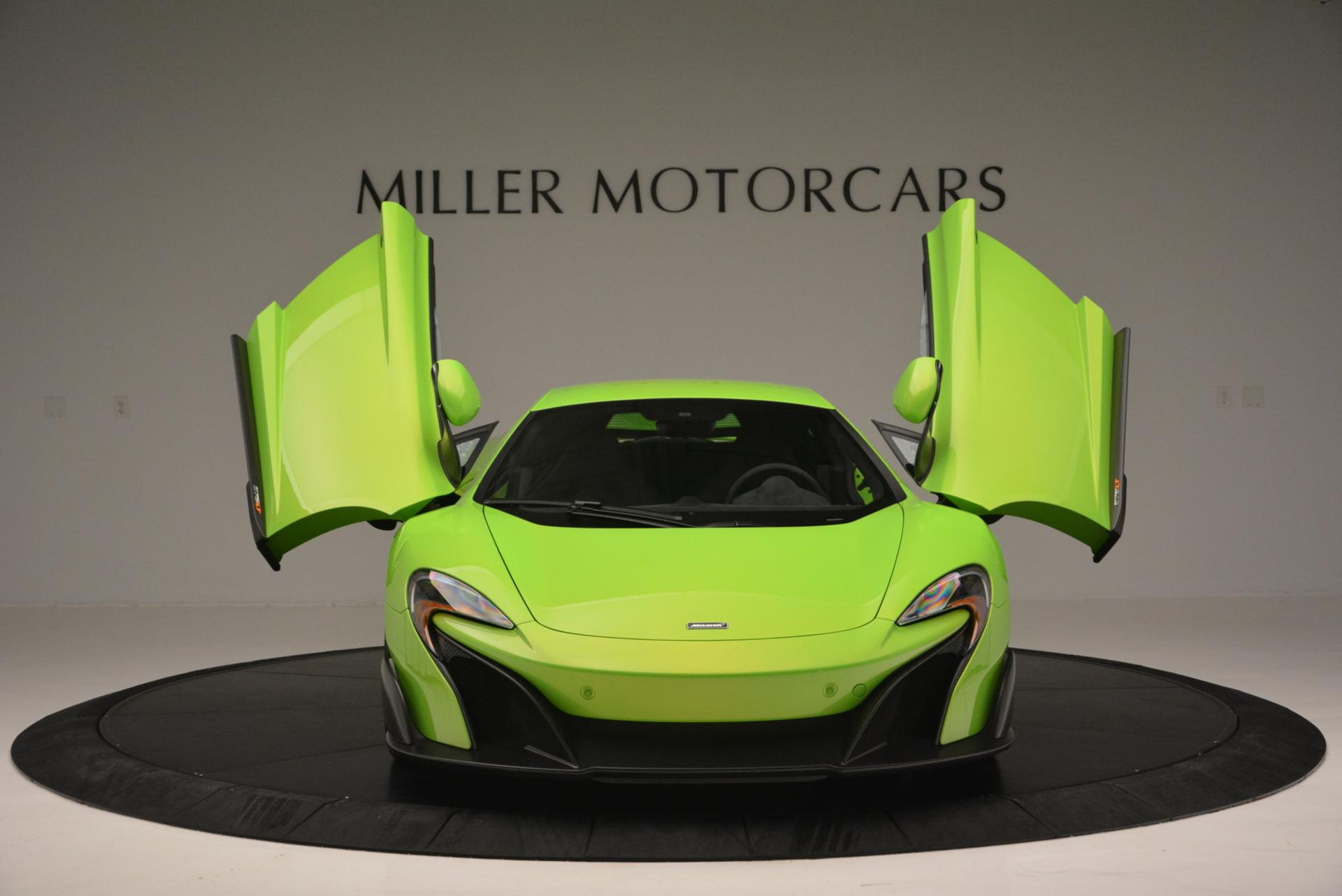 Used 2016 McLaren 675LT  For Sale In Greenwich, CT 74_p13