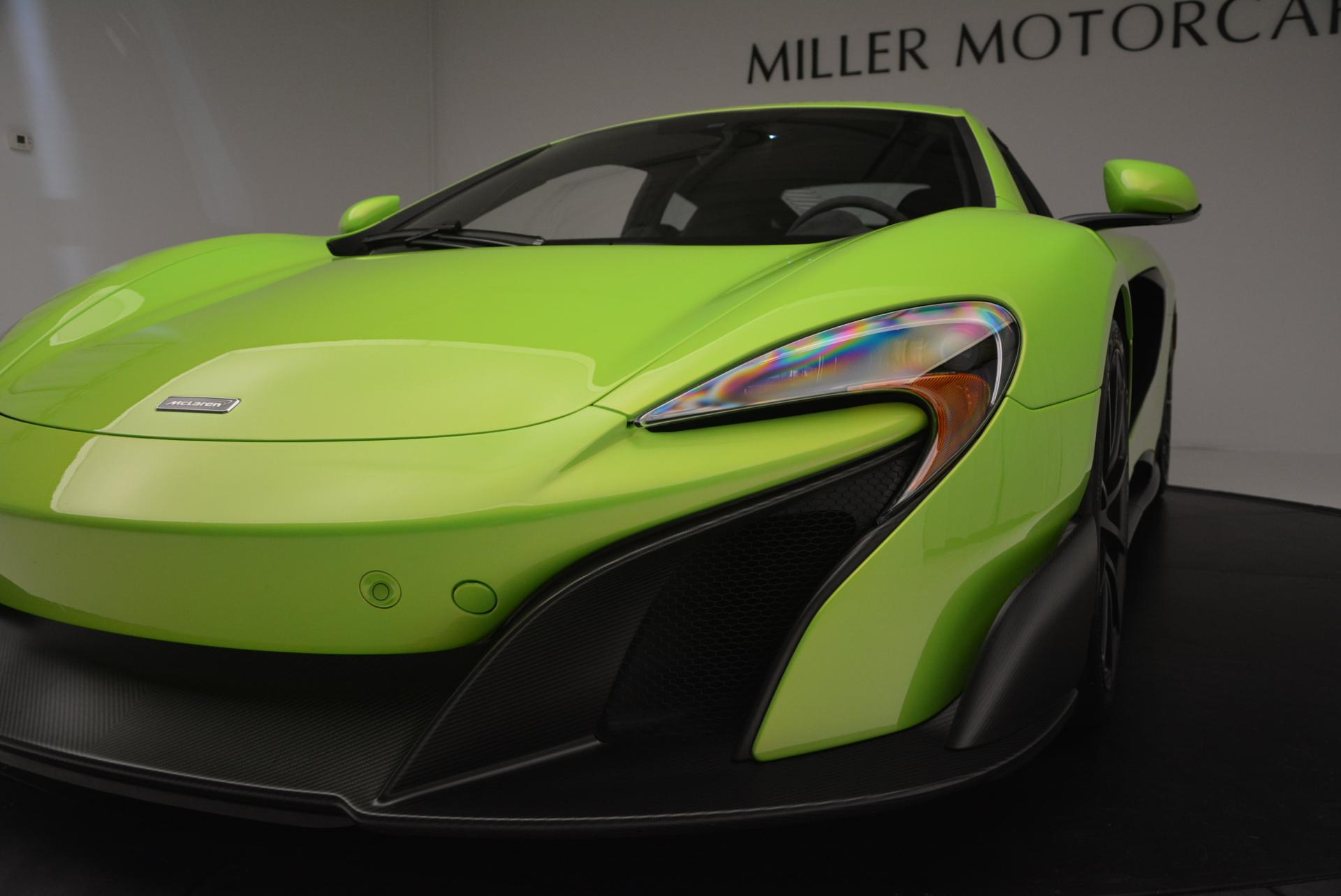 Used 2016 McLaren 675LT  For Sale In Greenwich, CT 74_p14