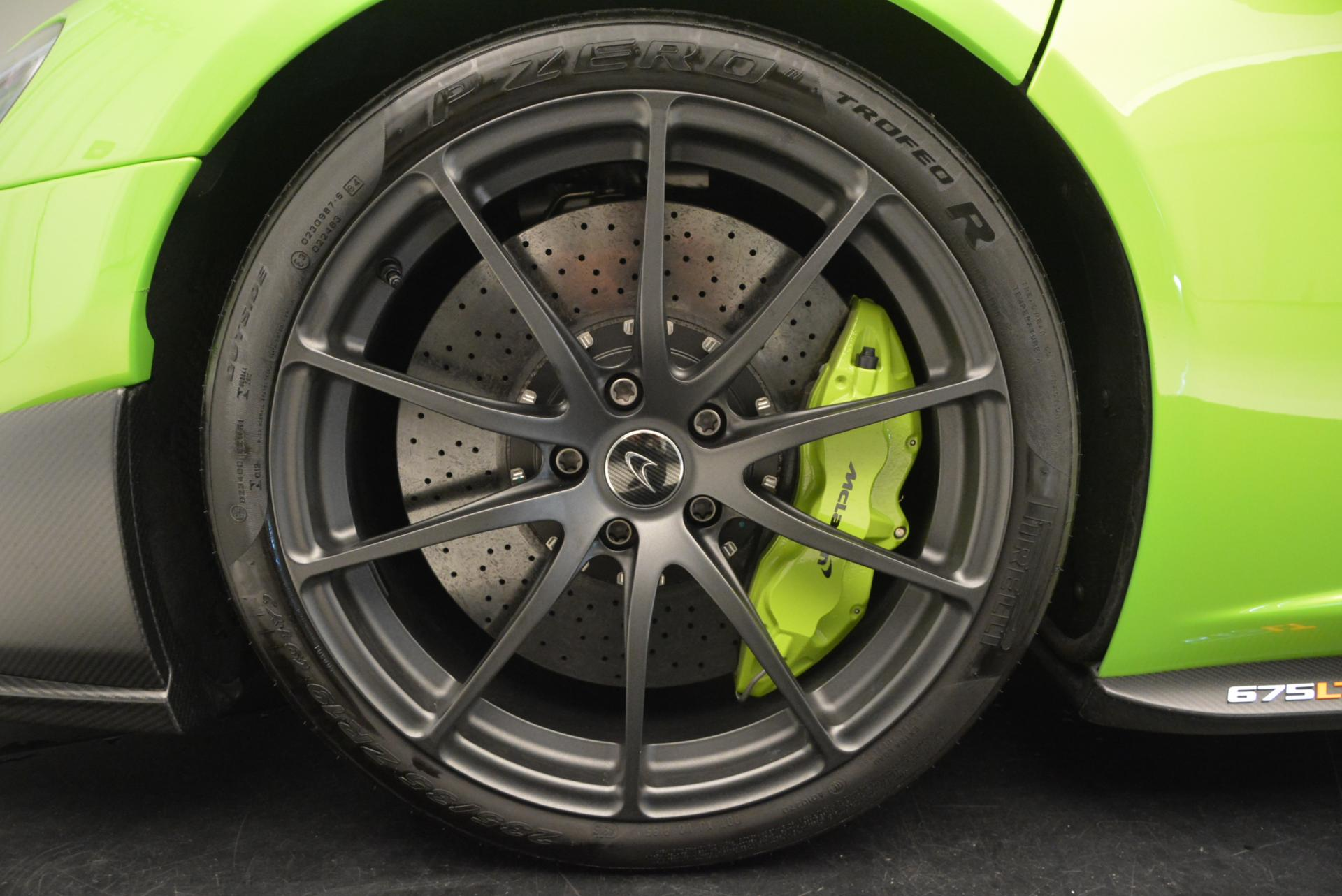 Used 2016 McLaren 675LT  For Sale In Greenwich, CT 74_p15