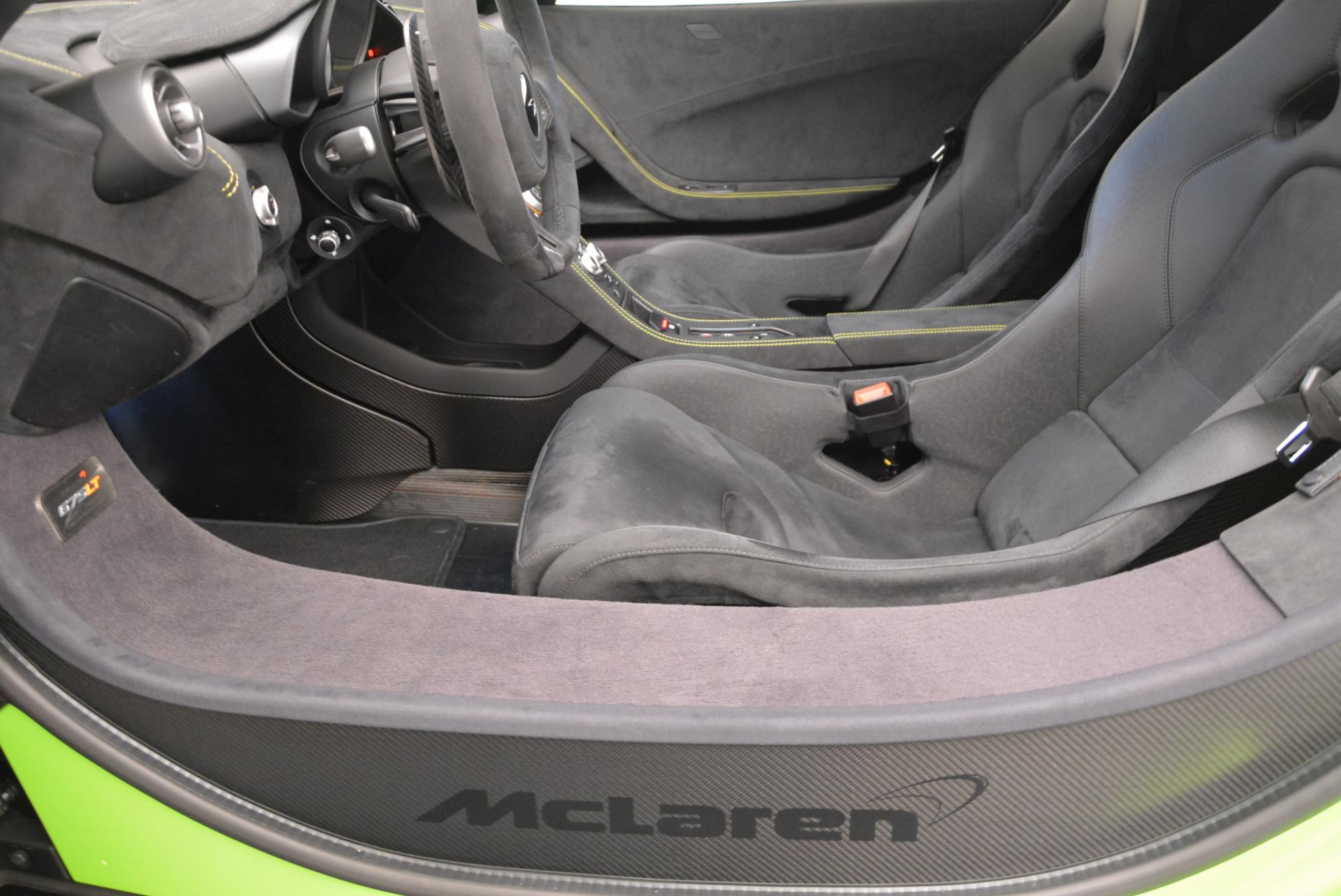 Used 2016 McLaren 675LT  For Sale In Greenwich, CT 74_p16
