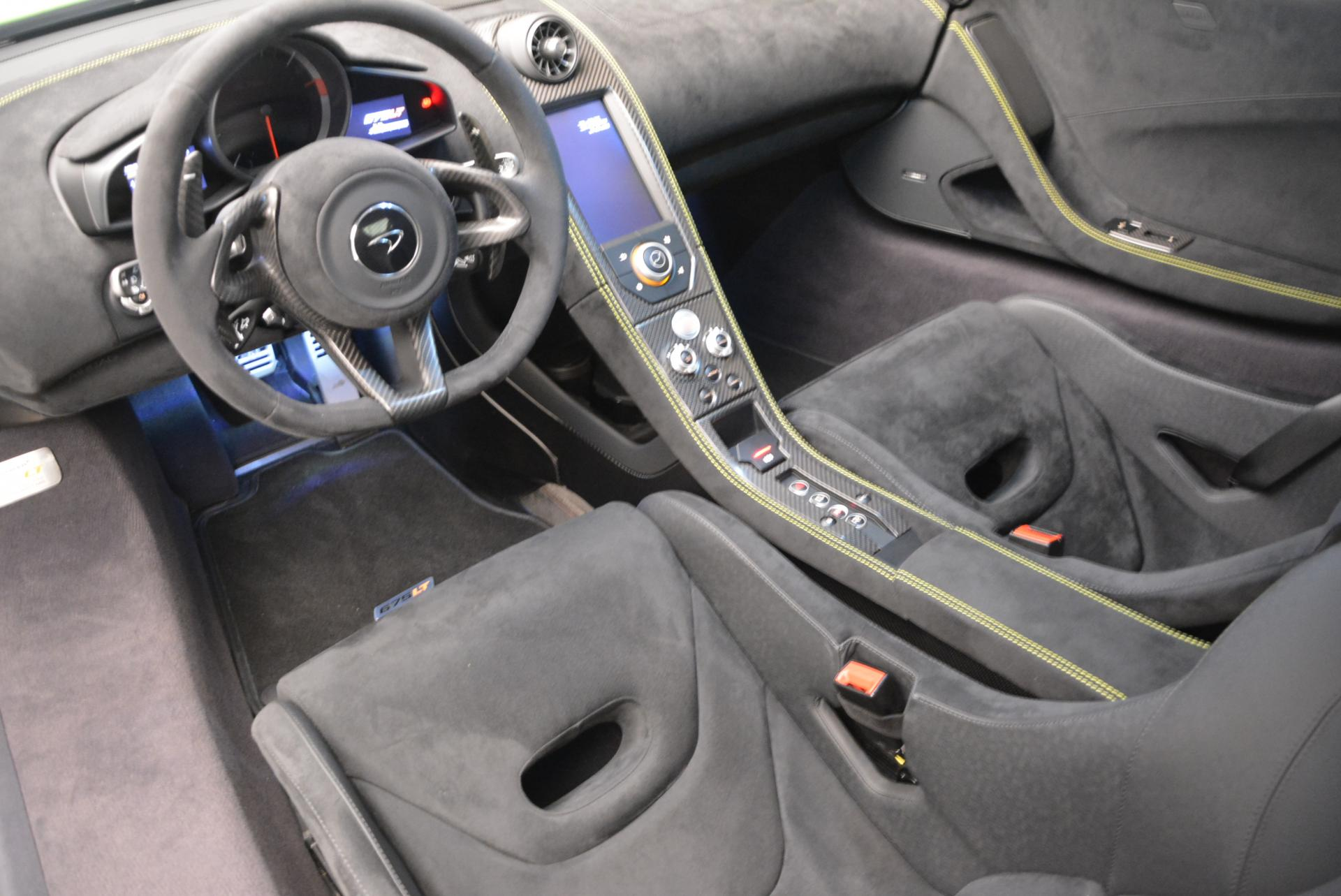 Used 2016 McLaren 675LT  For Sale In Greenwich, CT 74_p17