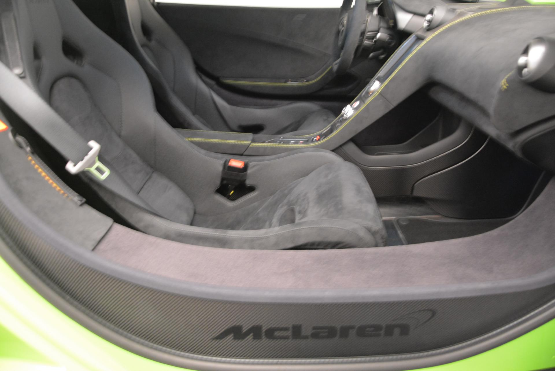 Used 2016 McLaren 675LT  For Sale In Greenwich, CT 74_p18