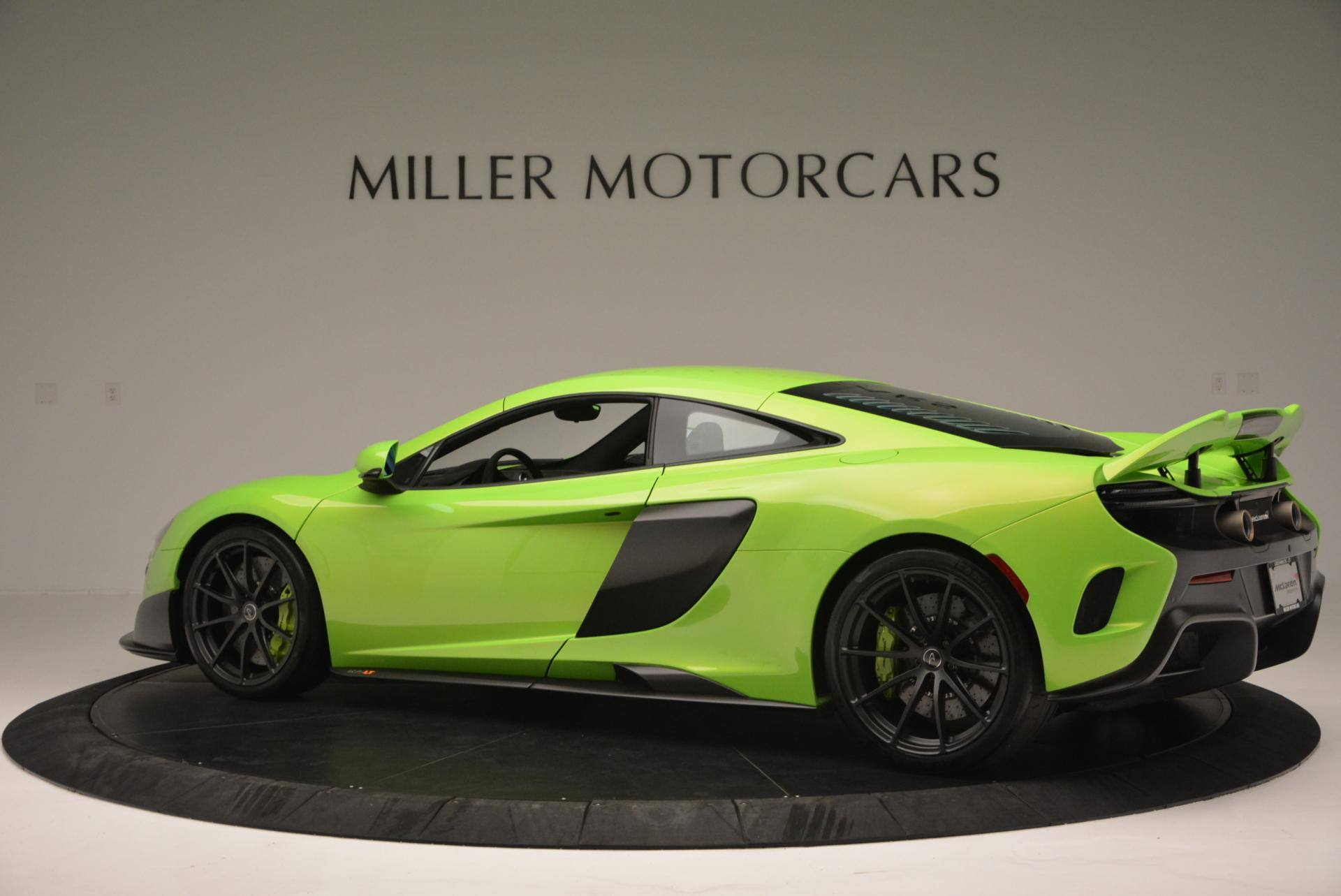 Used 2016 McLaren 675LT  For Sale In Greenwich, CT 74_p4