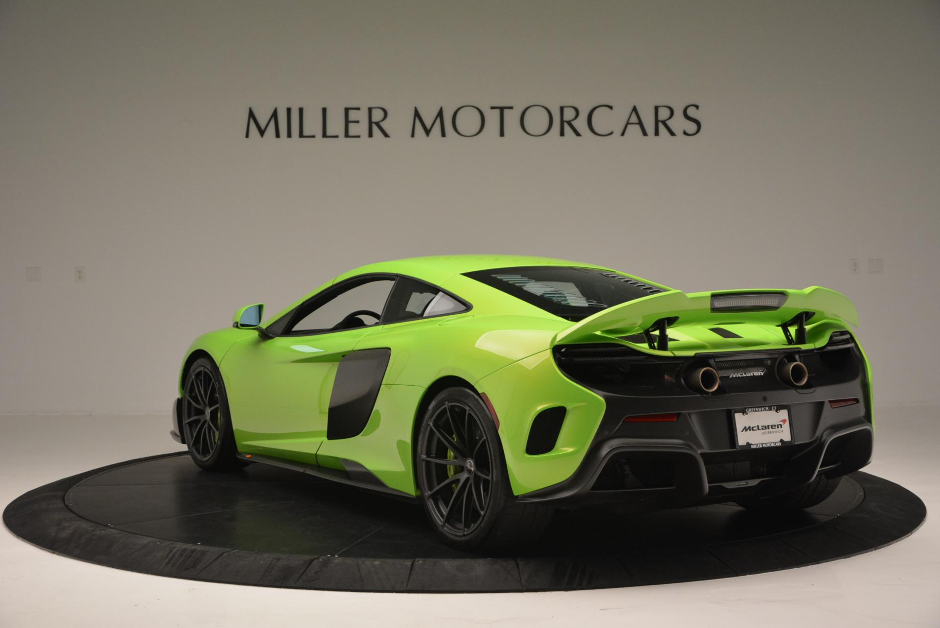 Used 2016 McLaren 675LT  For Sale In Greenwich, CT 74_p5