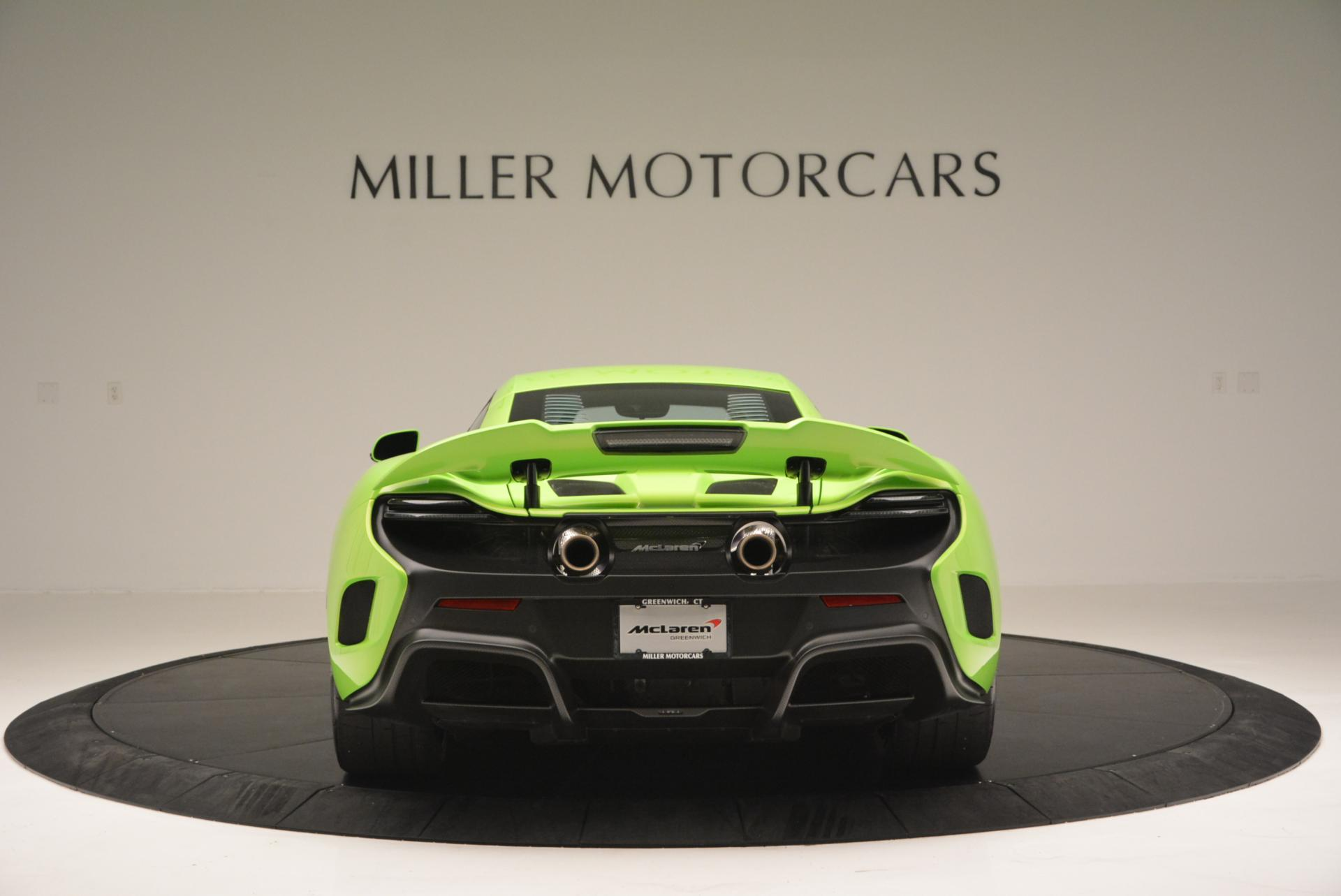 Used 2016 McLaren 675LT  For Sale In Greenwich, CT 74_p6