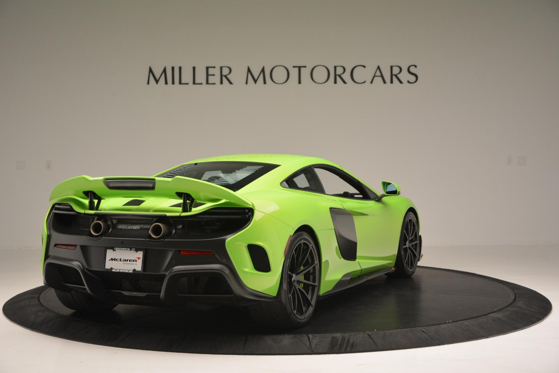 Used 2016 McLaren 675LT  For Sale In Greenwich, CT 74_p7