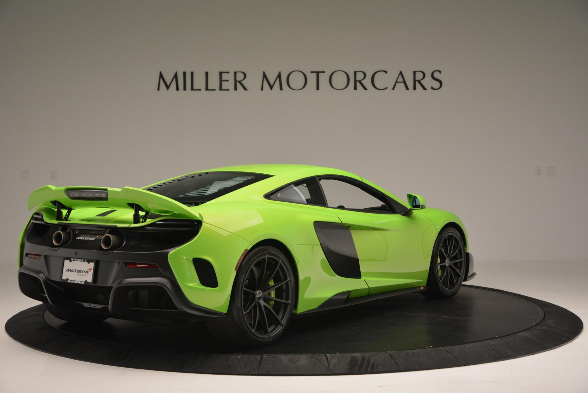 Used 2016 McLaren 675LT  For Sale In Greenwich, CT 74_p8
