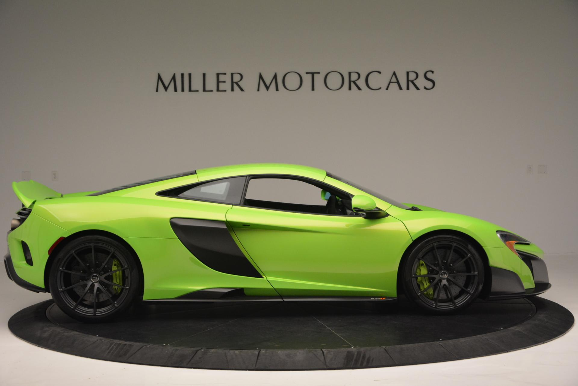 Used 2016 McLaren 675LT  For Sale In Greenwich, CT 74_p9