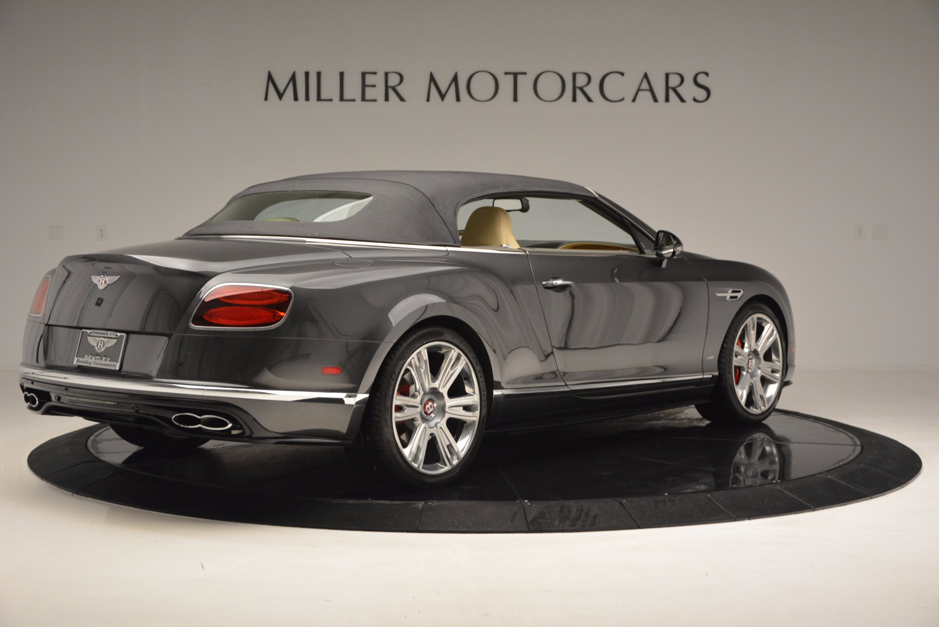 Used 2017 Bentley Continental GT V8 S For Sale In Greenwich, CT 740_p17