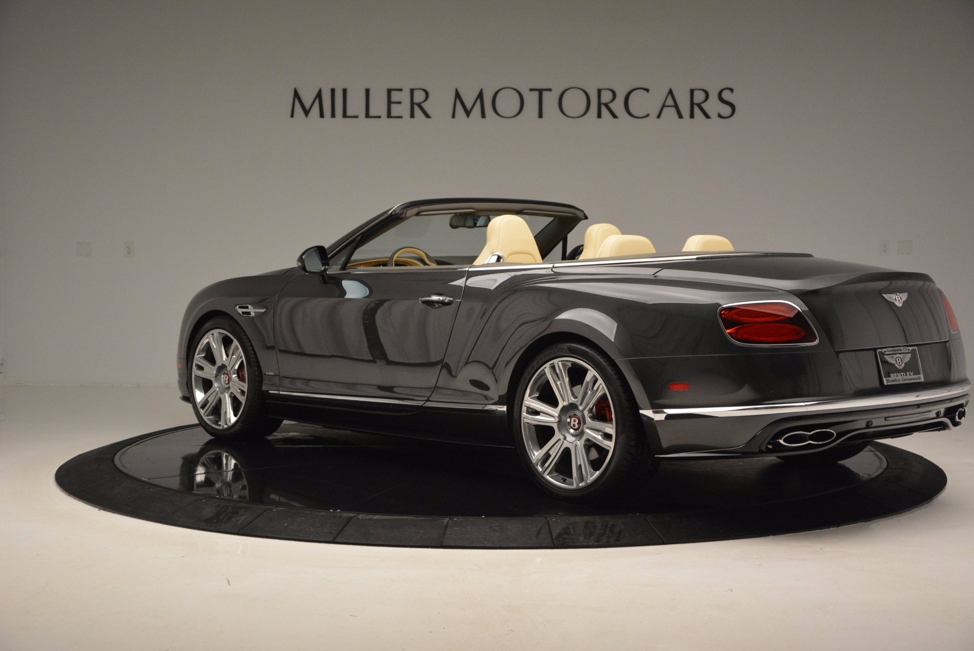 Used 2017 Bentley Continental GT V8 S For Sale In Greenwich, CT 740_p4
