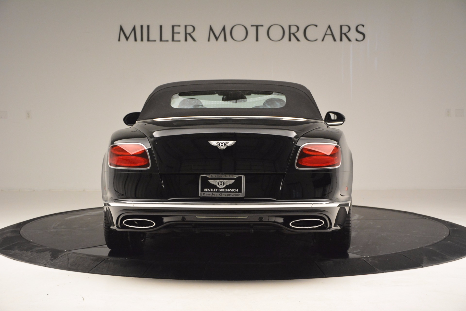 Used 2016 Bentley Continental GT Speed Convertible  For Sale In Greenwich, CT 741_p17