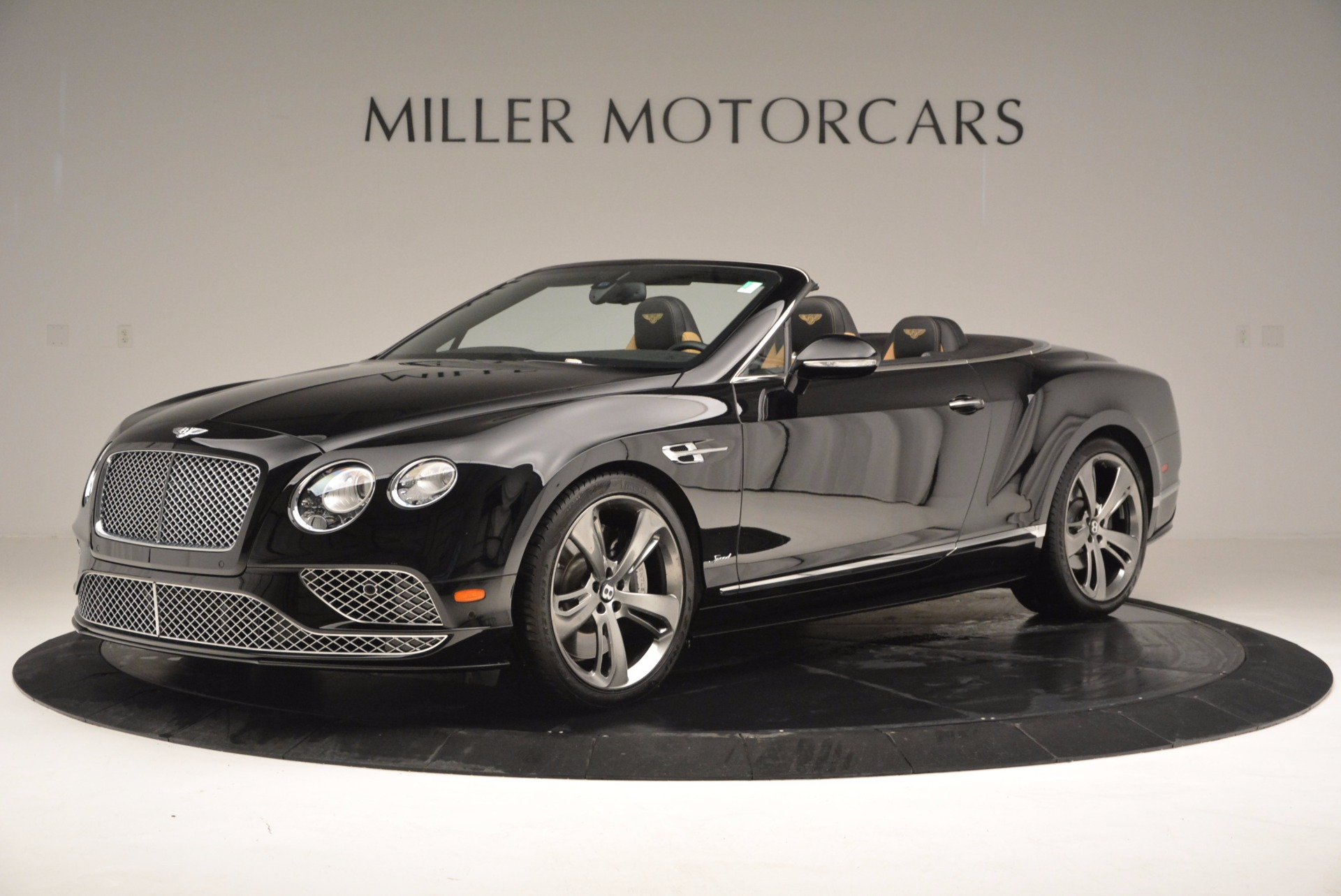Used 2016 Bentley Continental GT Speed Convertible  For Sale In Greenwich, CT 741_p2