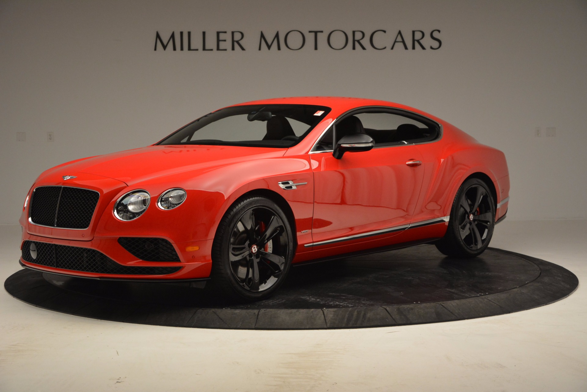 Used 2016 Bentley Continental GT V8 S  For Sale In Greenwich, CT 743_p2