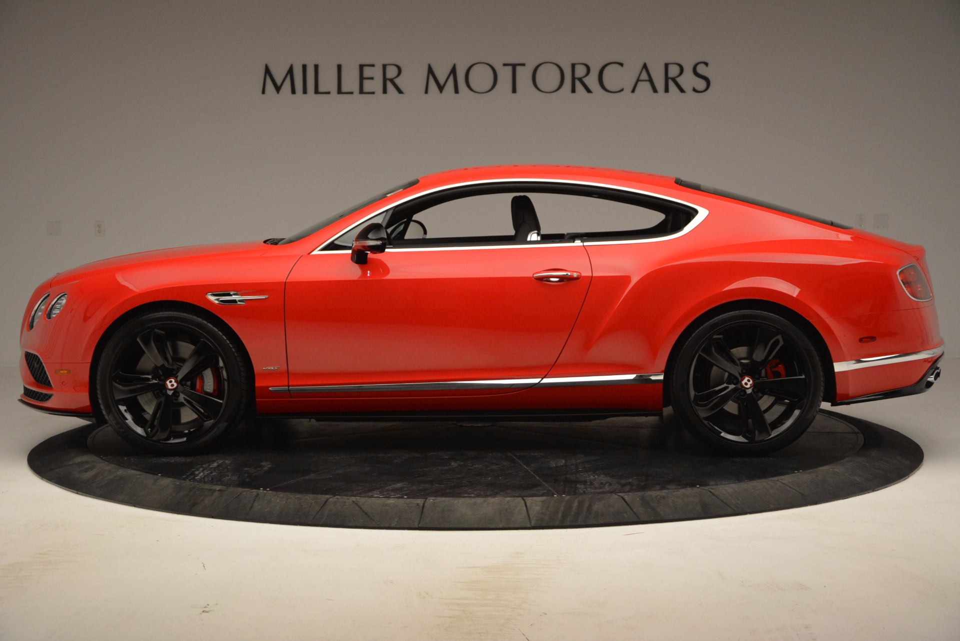 Used 2016 Bentley Continental GT V8 S  For Sale In Greenwich, CT 743_p3