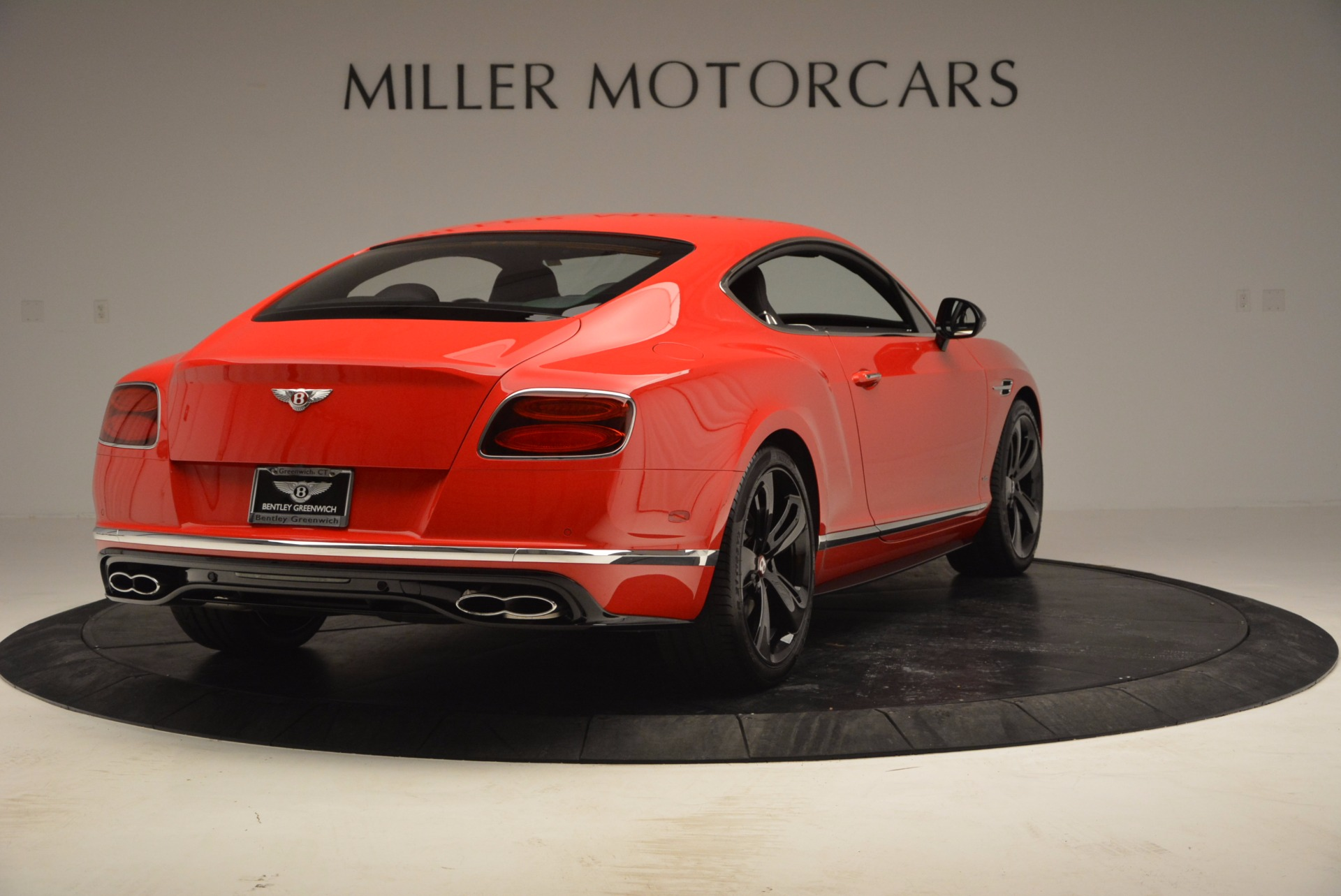 Used 2016 Bentley Continental GT V8 S  For Sale In Greenwich, CT 743_p7