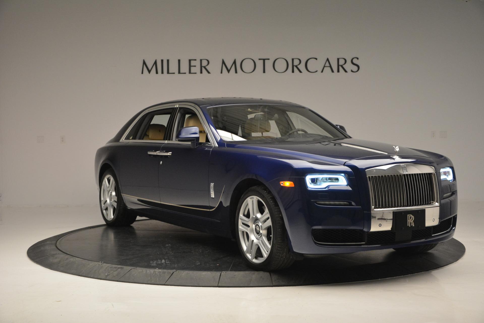 Used 2016 Rolls-Royce Ghost EWB For Sale In Greenwich, CT 746_p11