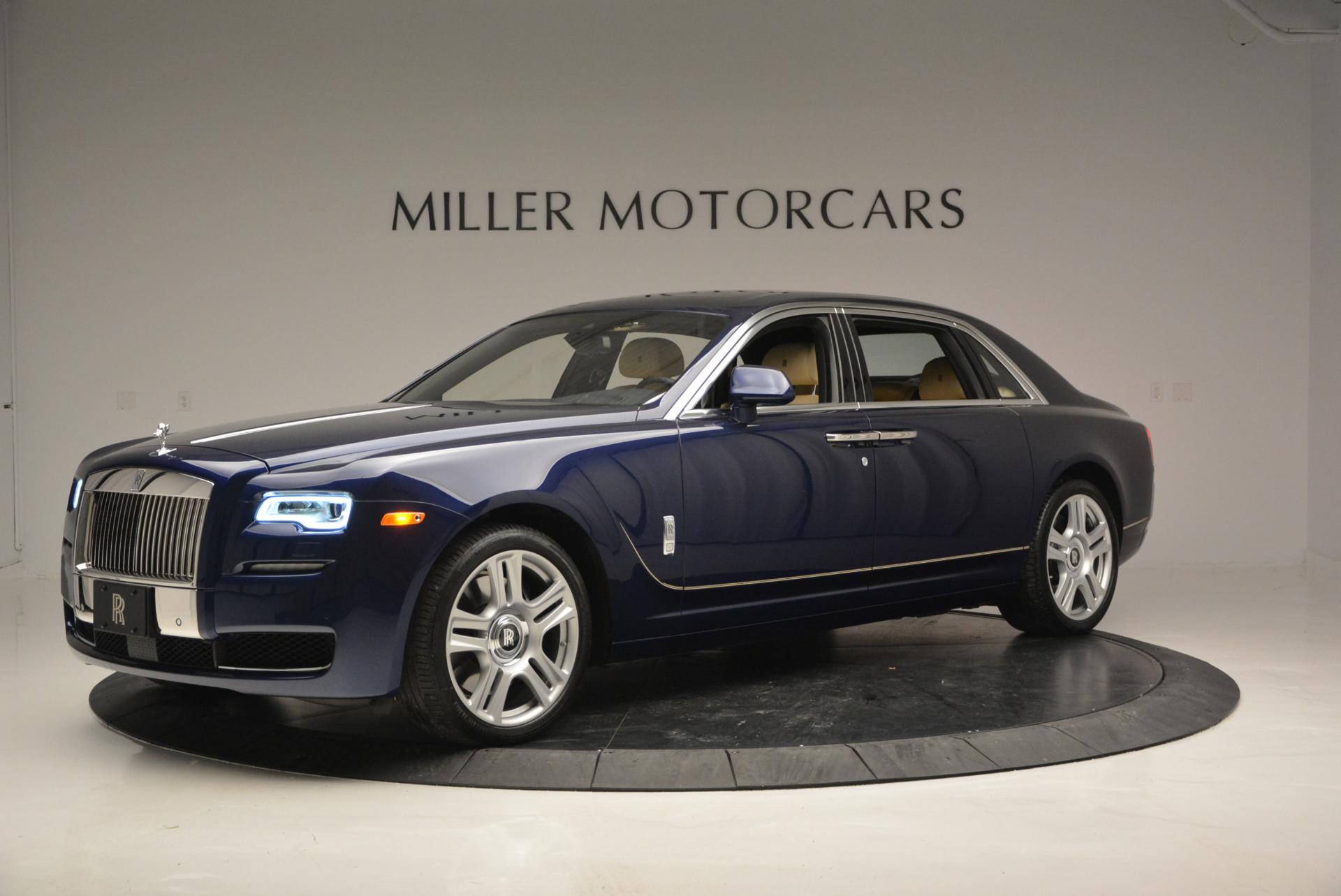Used 2016 Rolls-Royce Ghost EWB For Sale In Greenwich, CT 746_p2