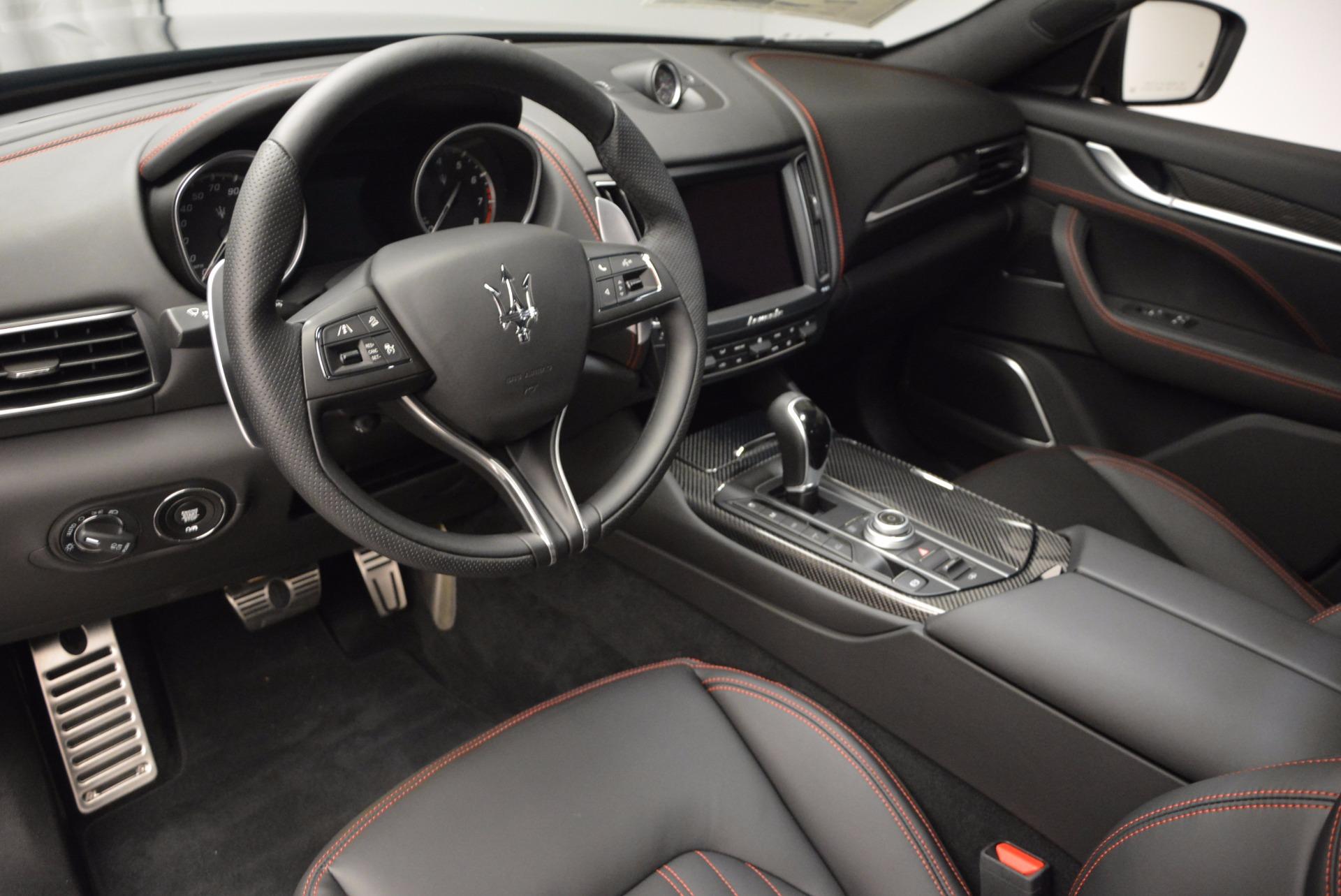 New 2017 Maserati Levante S For Sale In Greenwich, CT 747_p14