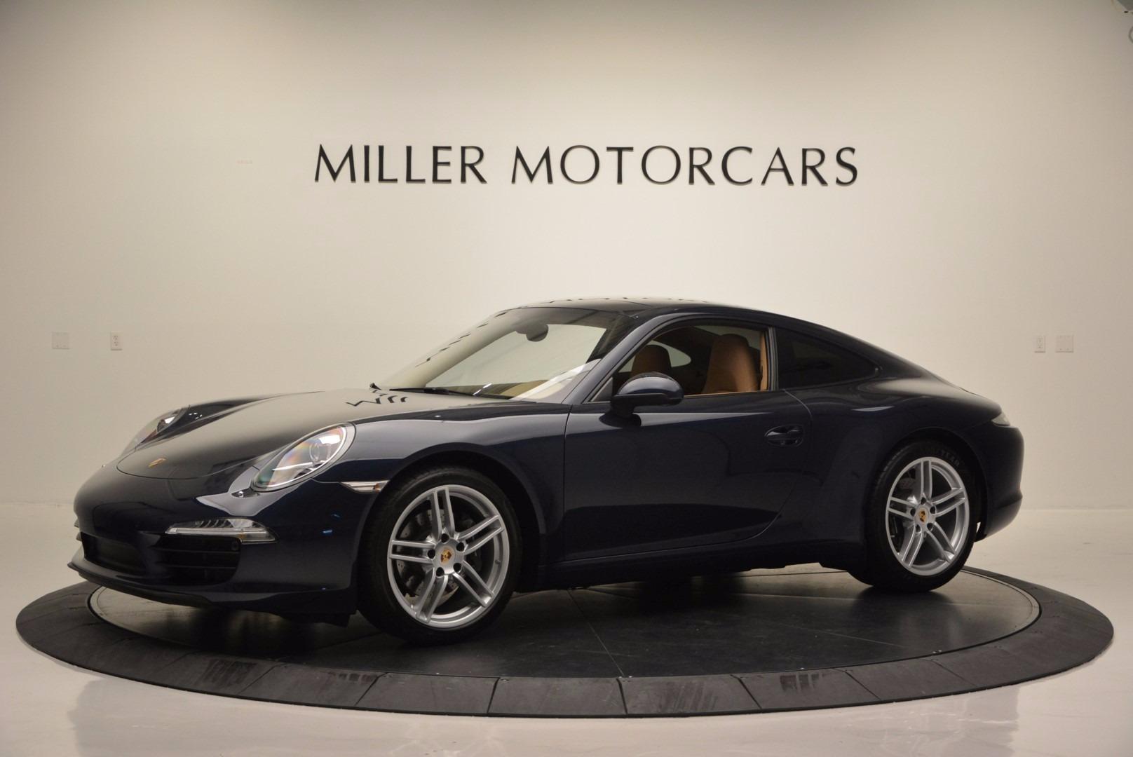 Used 2014 Porsche 911 Carrera For Sale In Greenwich, CT 748_p2