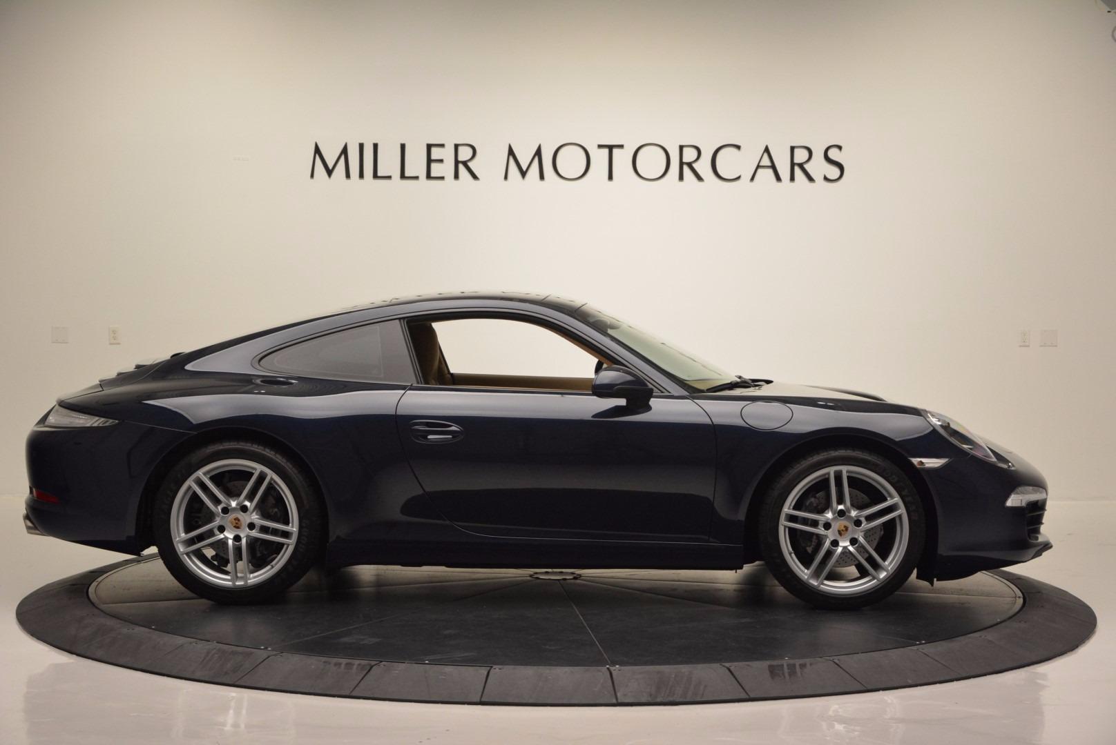 Used 2014 Porsche 911 Carrera For Sale In Greenwich, CT 748_p9