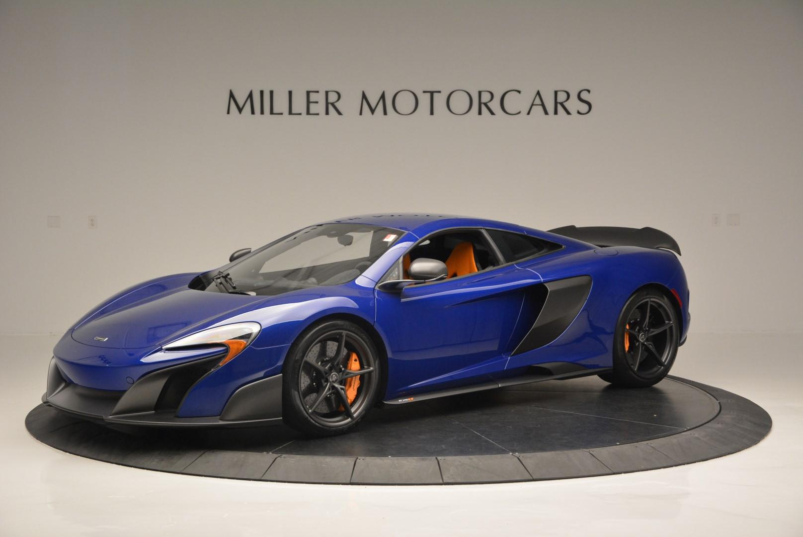 Used 2016 McLaren 675LT Coupe For Sale In Greenwich, CT