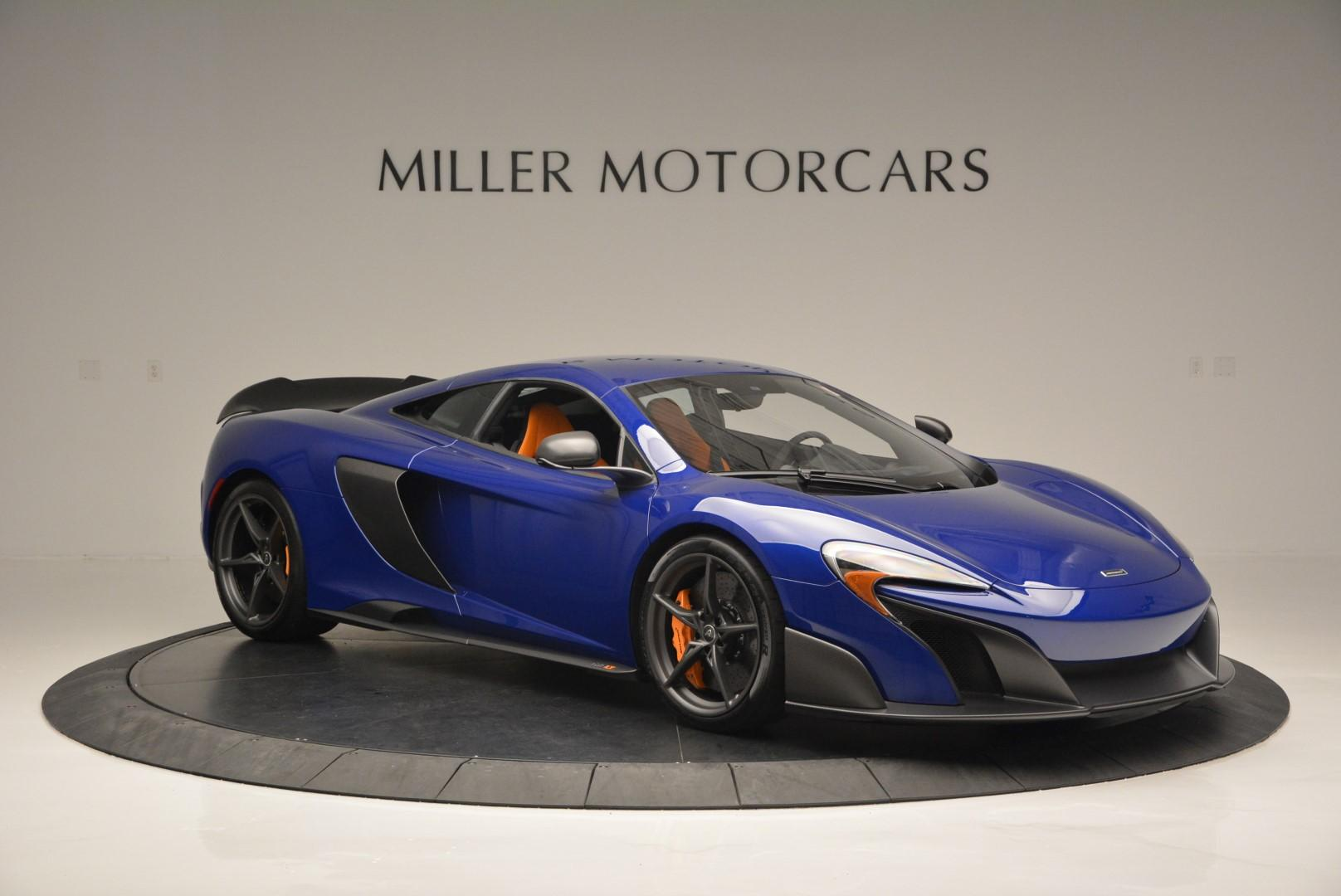 Used 2016 McLaren 675LT Coupe For Sale In Greenwich, CT 75_p10