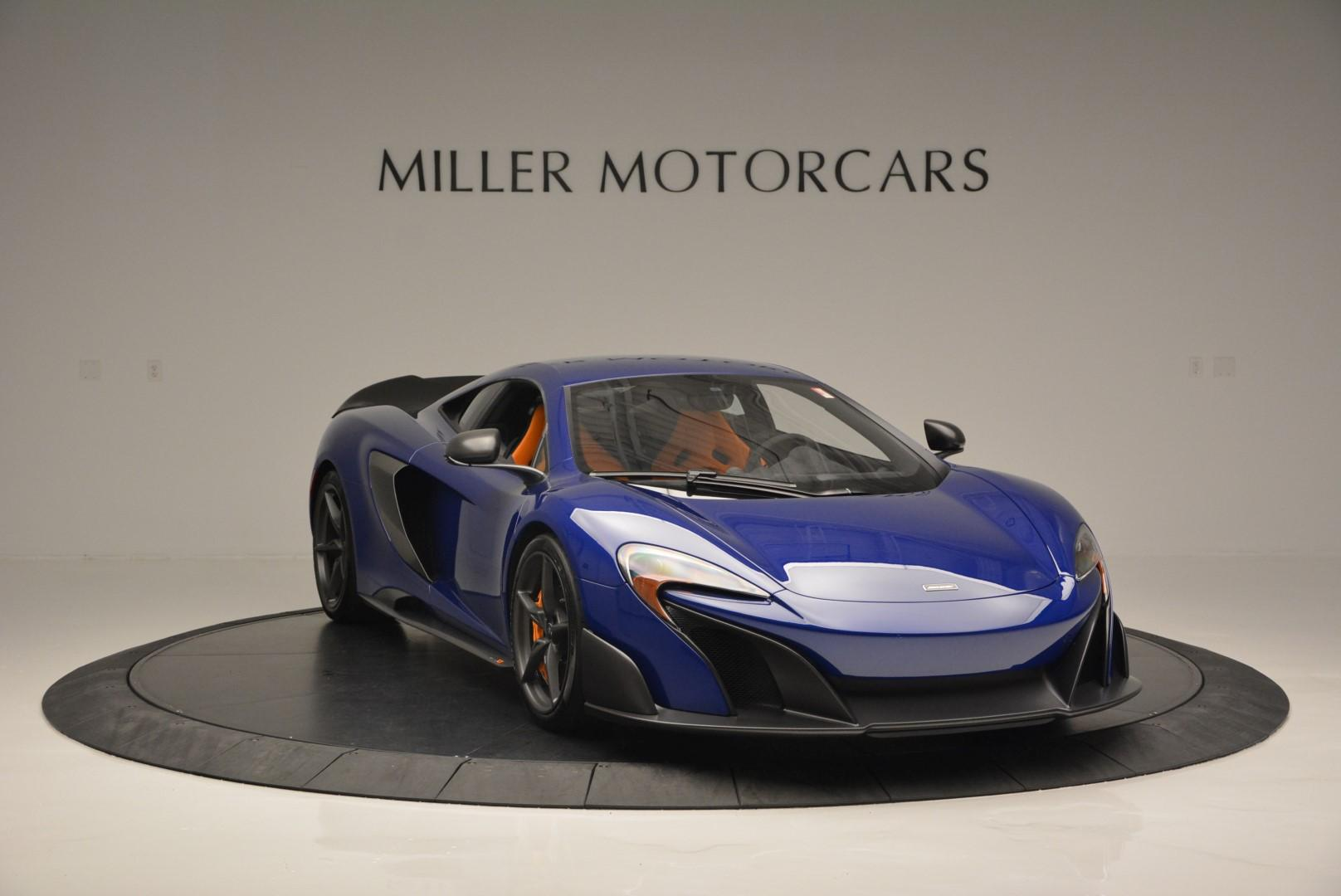 Used 2016 McLaren 675LT Coupe For Sale In Greenwich, CT 75_p11