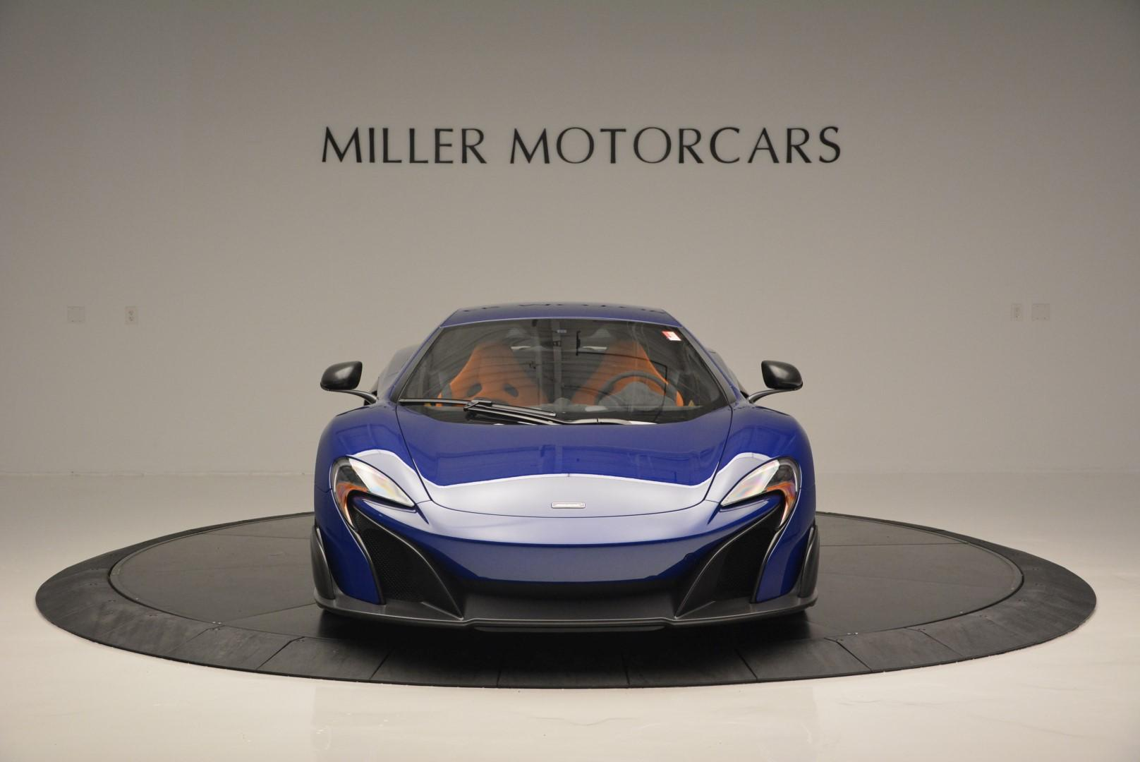 Used 2016 McLaren 675LT Coupe For Sale In Greenwich, CT 75_p12