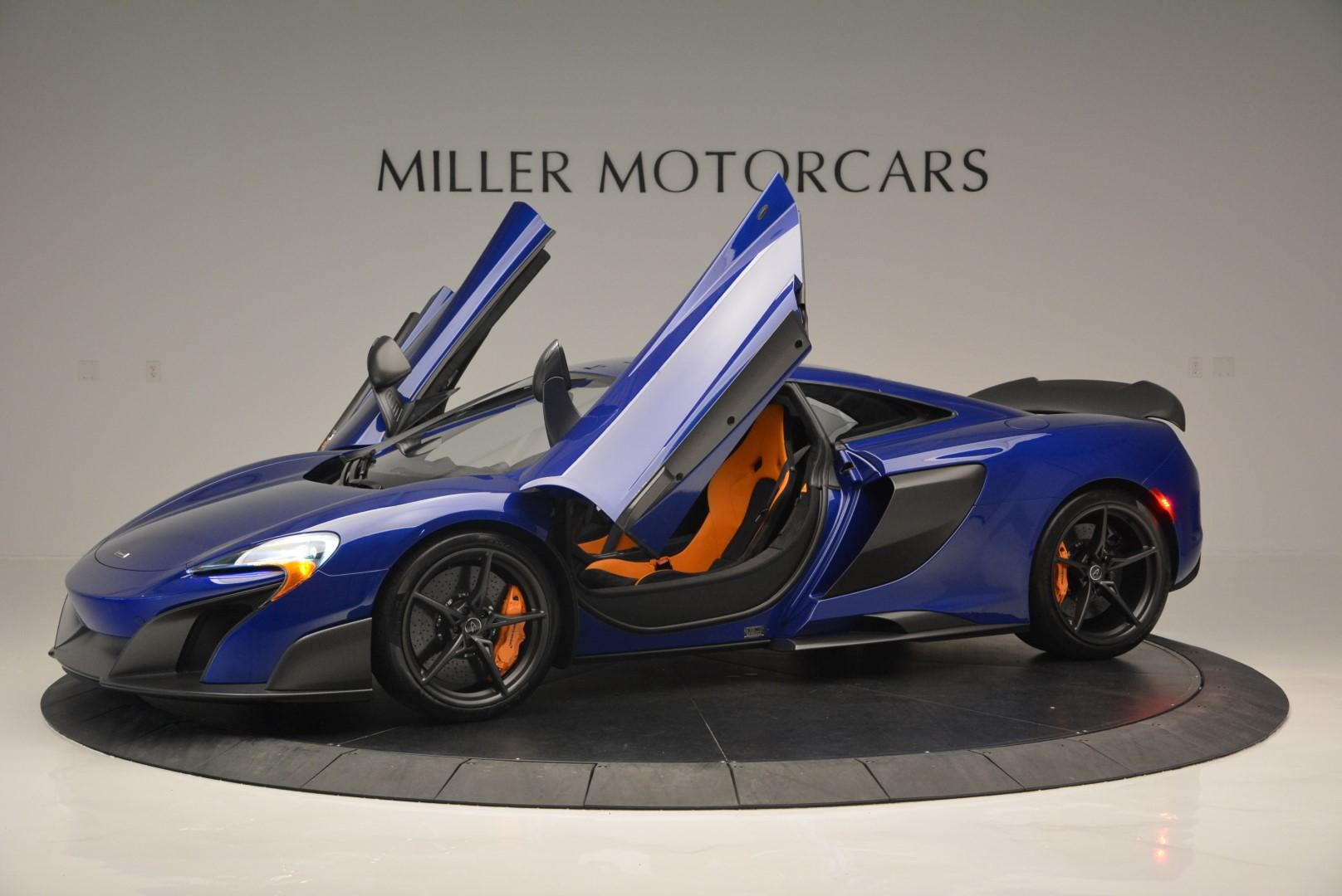 Used 2016 McLaren 675LT Coupe For Sale In Greenwich, CT 75_p13