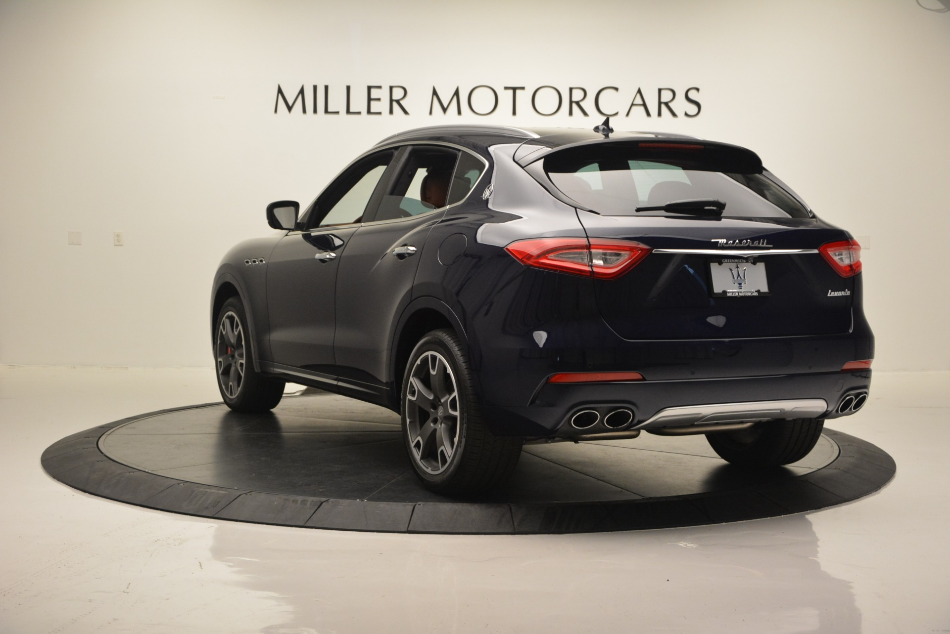 New 2017 Maserati Levante S For Sale In Greenwich, CT 750_p3